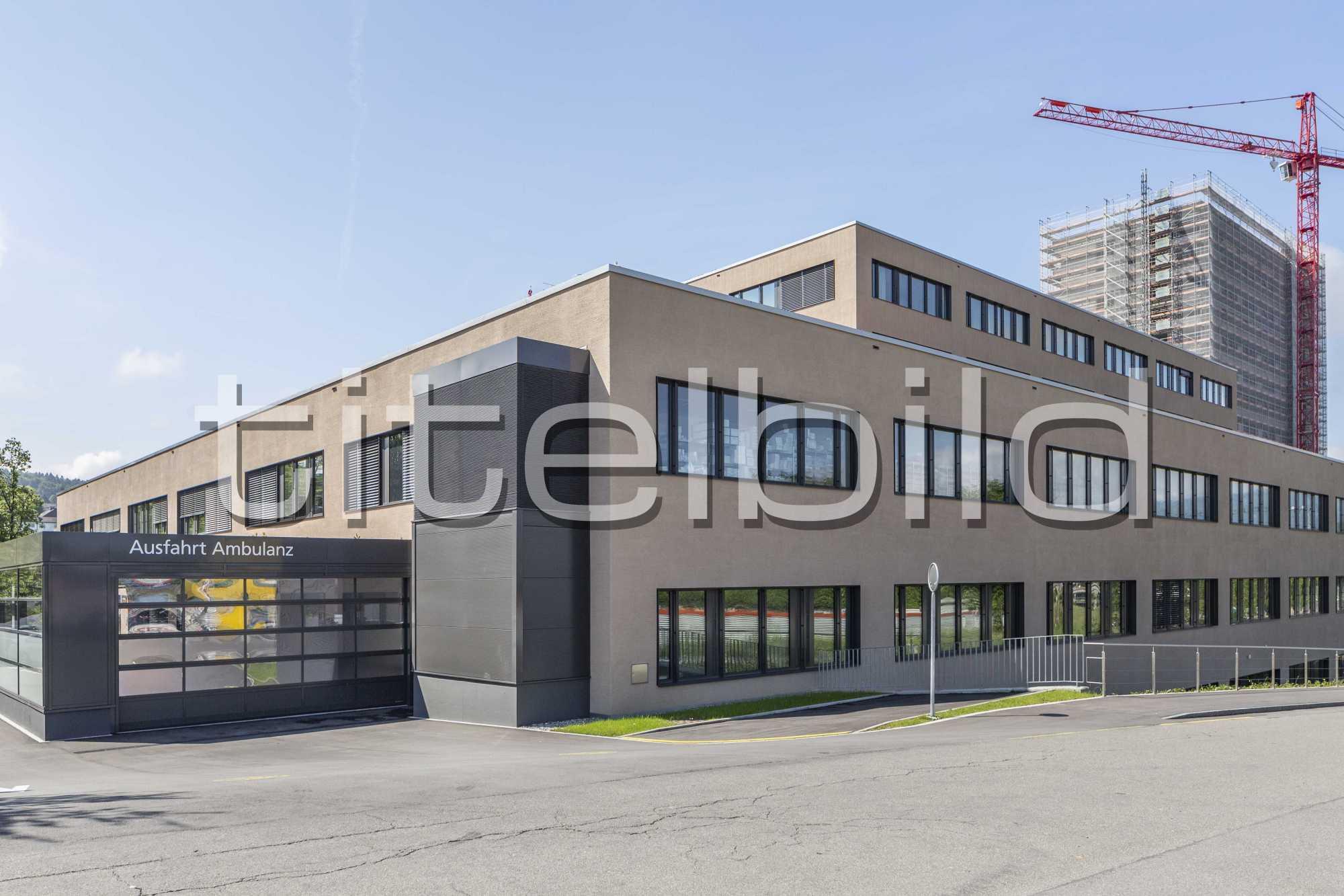 Projektbild-Nr. 10: LimmiViva Spital Limmattal