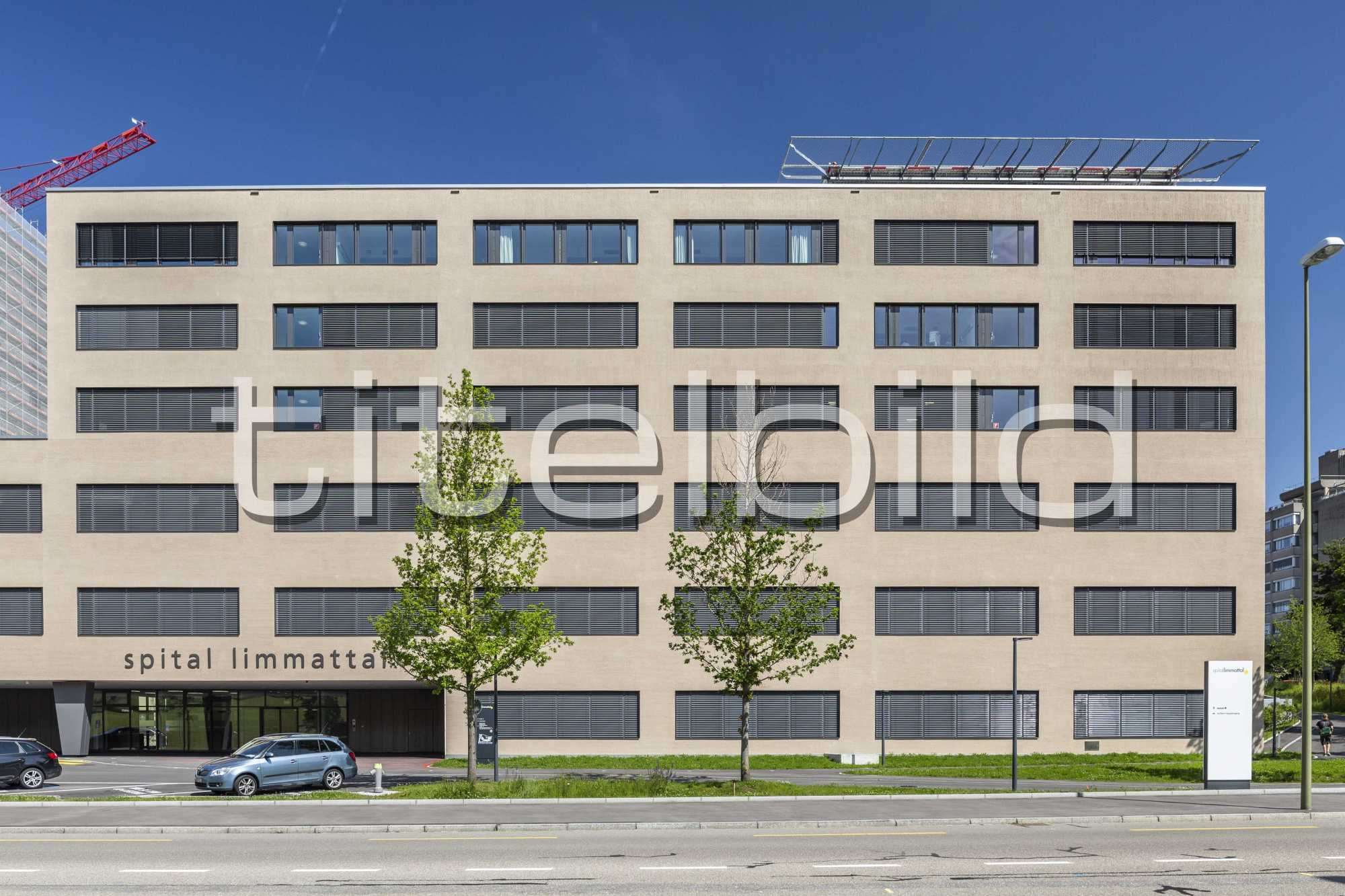 Projektbild-Nr. 11: LimmiViva Spital Limmattal