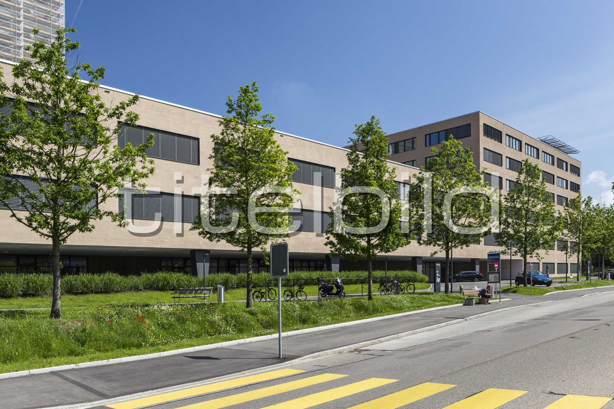Projektbild-Nr. 13: LimmiViva Spital Limmattal