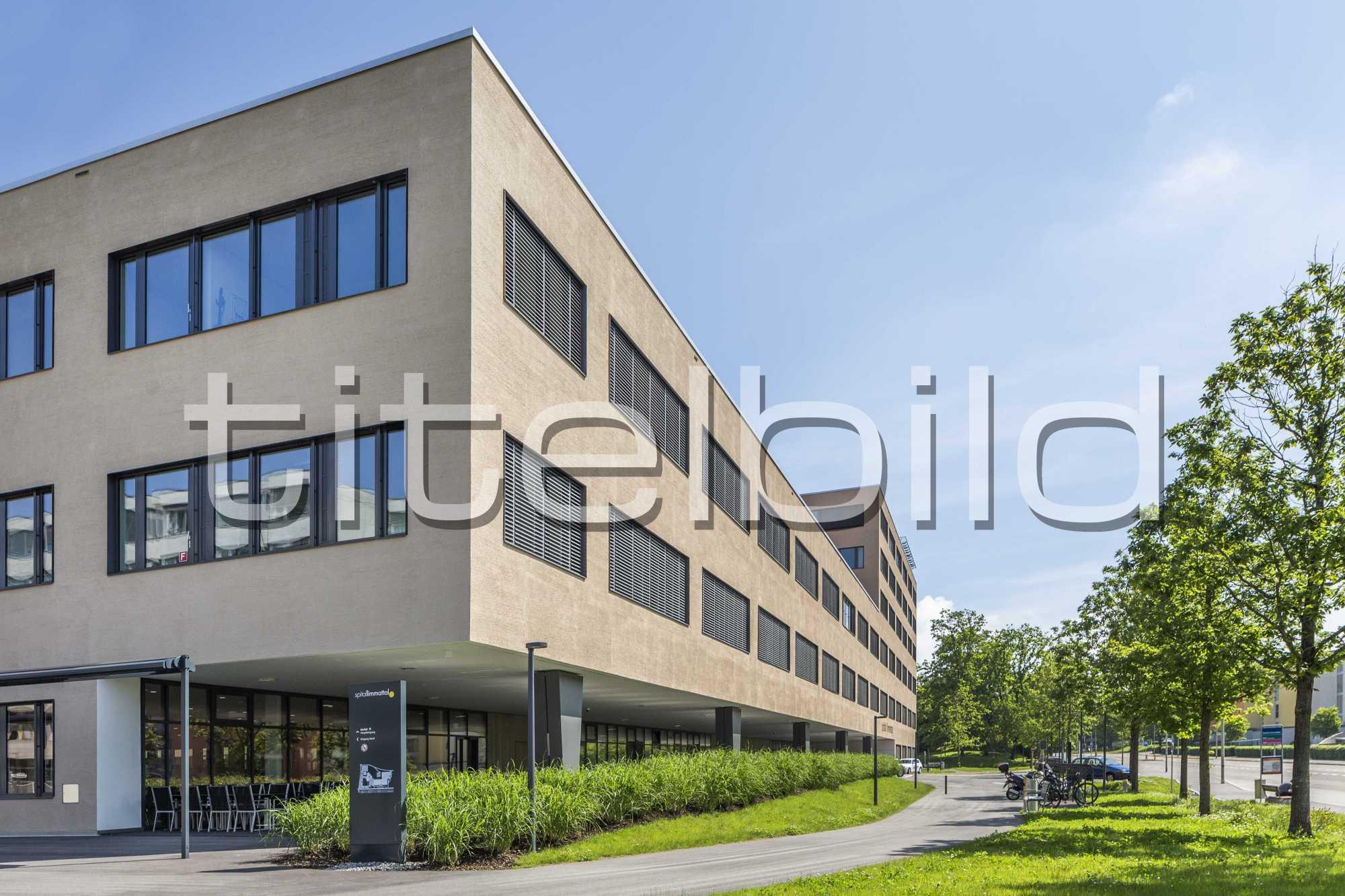 Projektbild-Nr. 14: LimmiViva Spital Limmattal