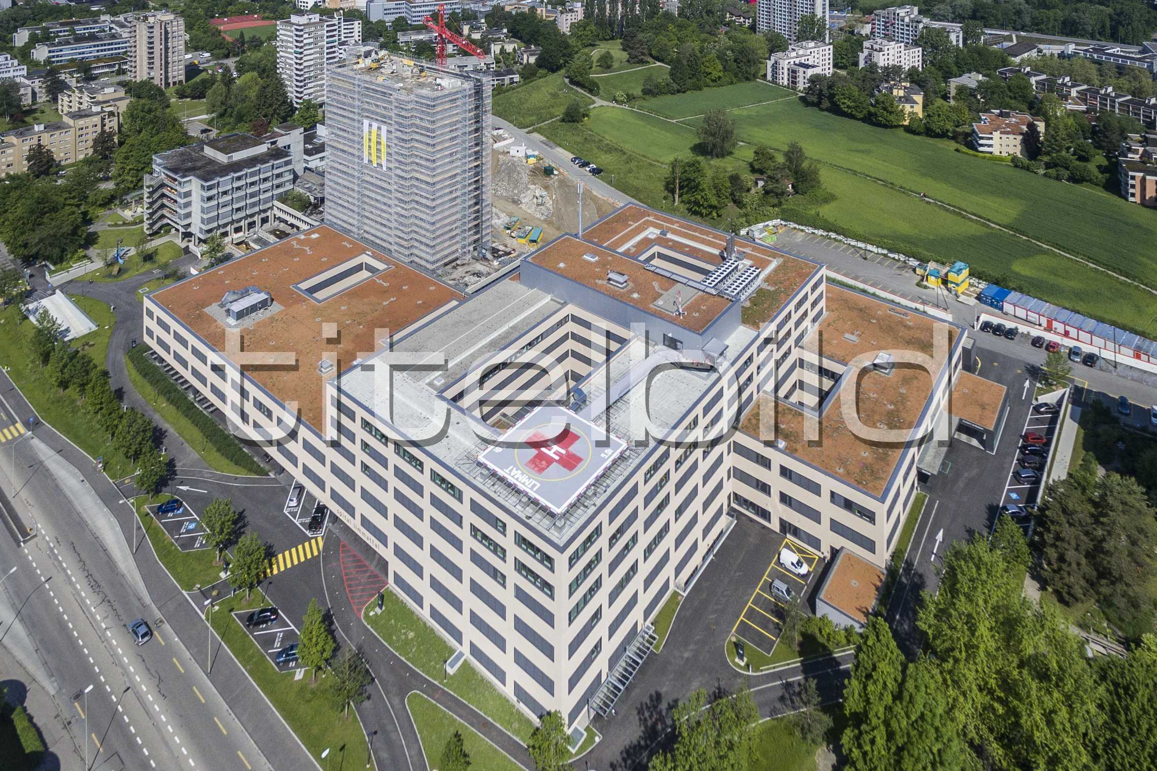 Projektbild-Nr. 5: LimmiViva Spital Limmattal