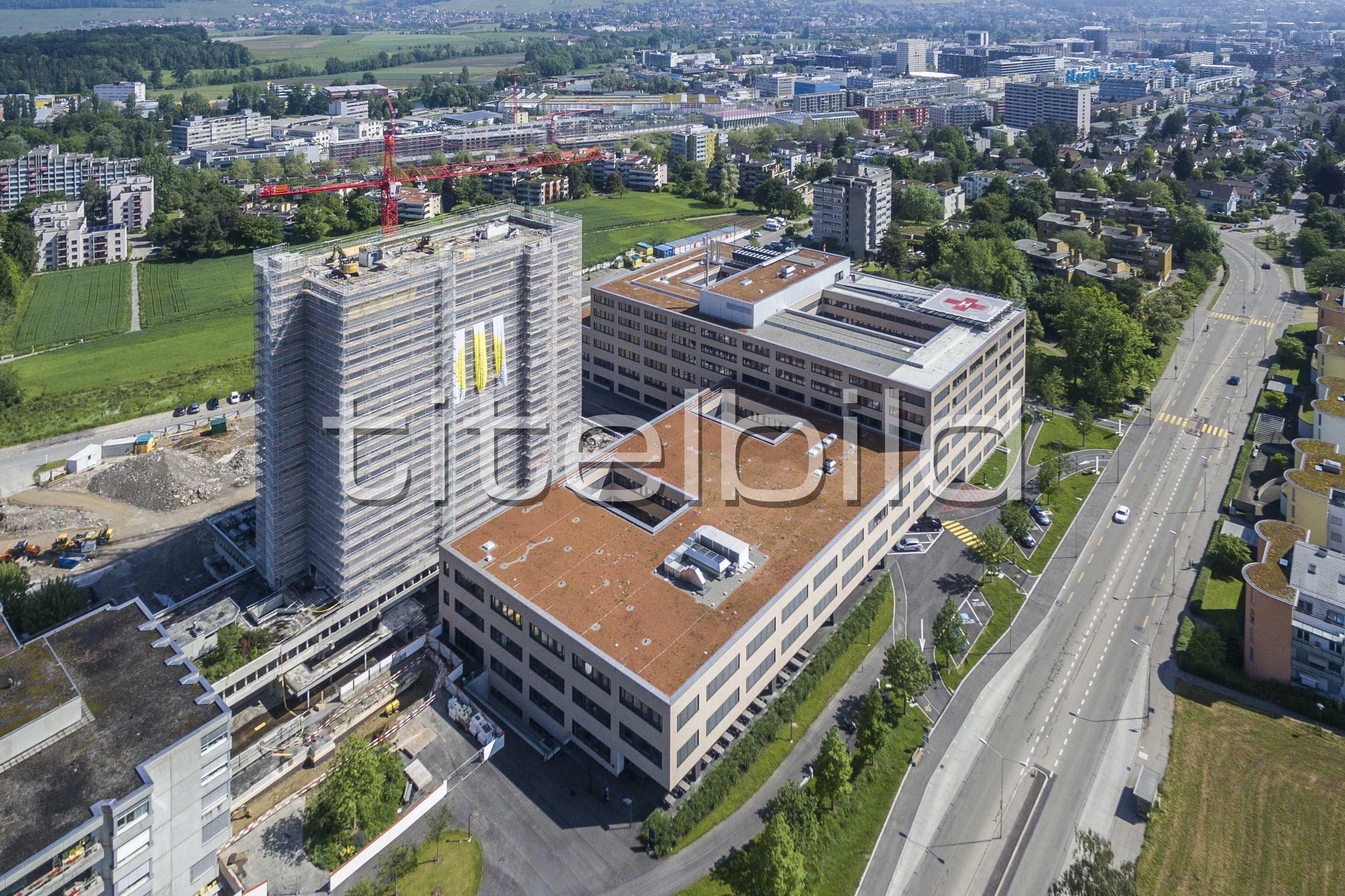 Projektbild-Nr. 6: LimmiViva Spital Limmattal