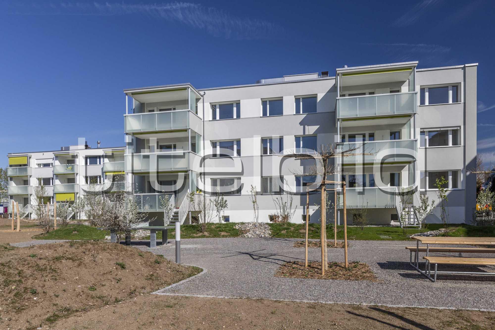 Projektbild-Nr. 4: Siedlung Strättligen