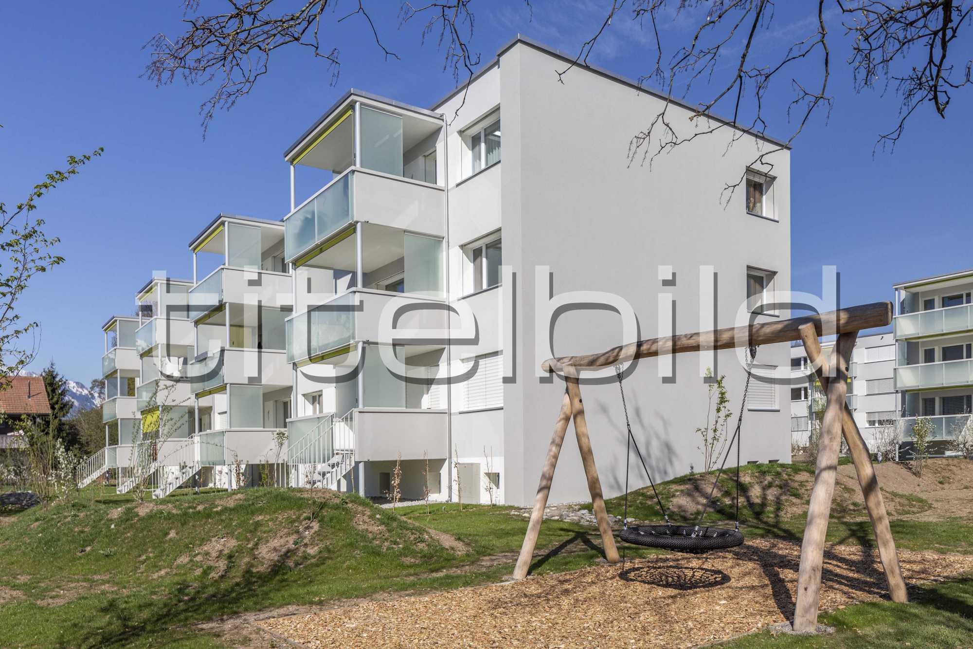 Projektbild-Nr. 5: Siedlung Strättligen