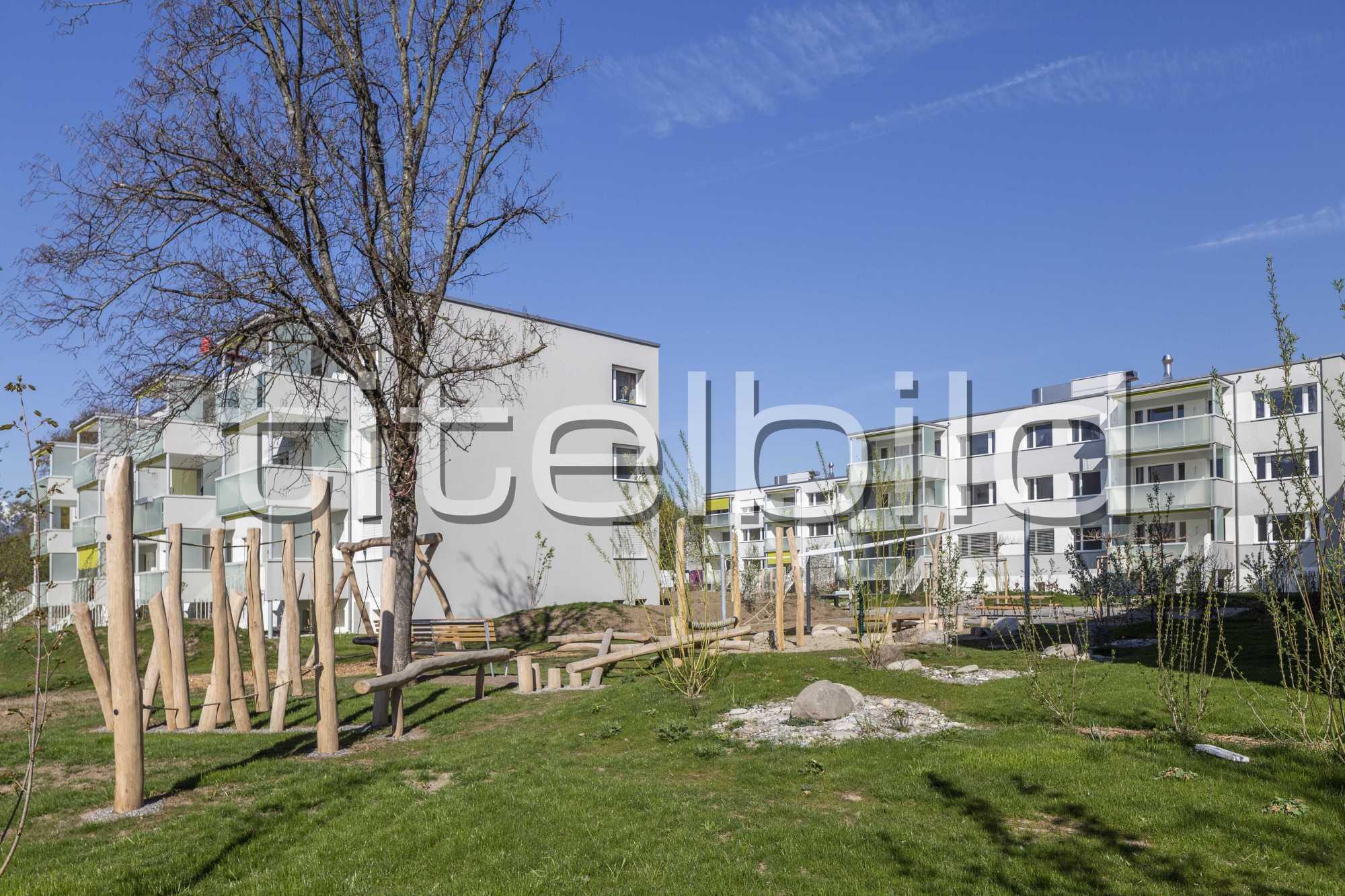 Projektbild-Nr. 6: Siedlung Strättligen
