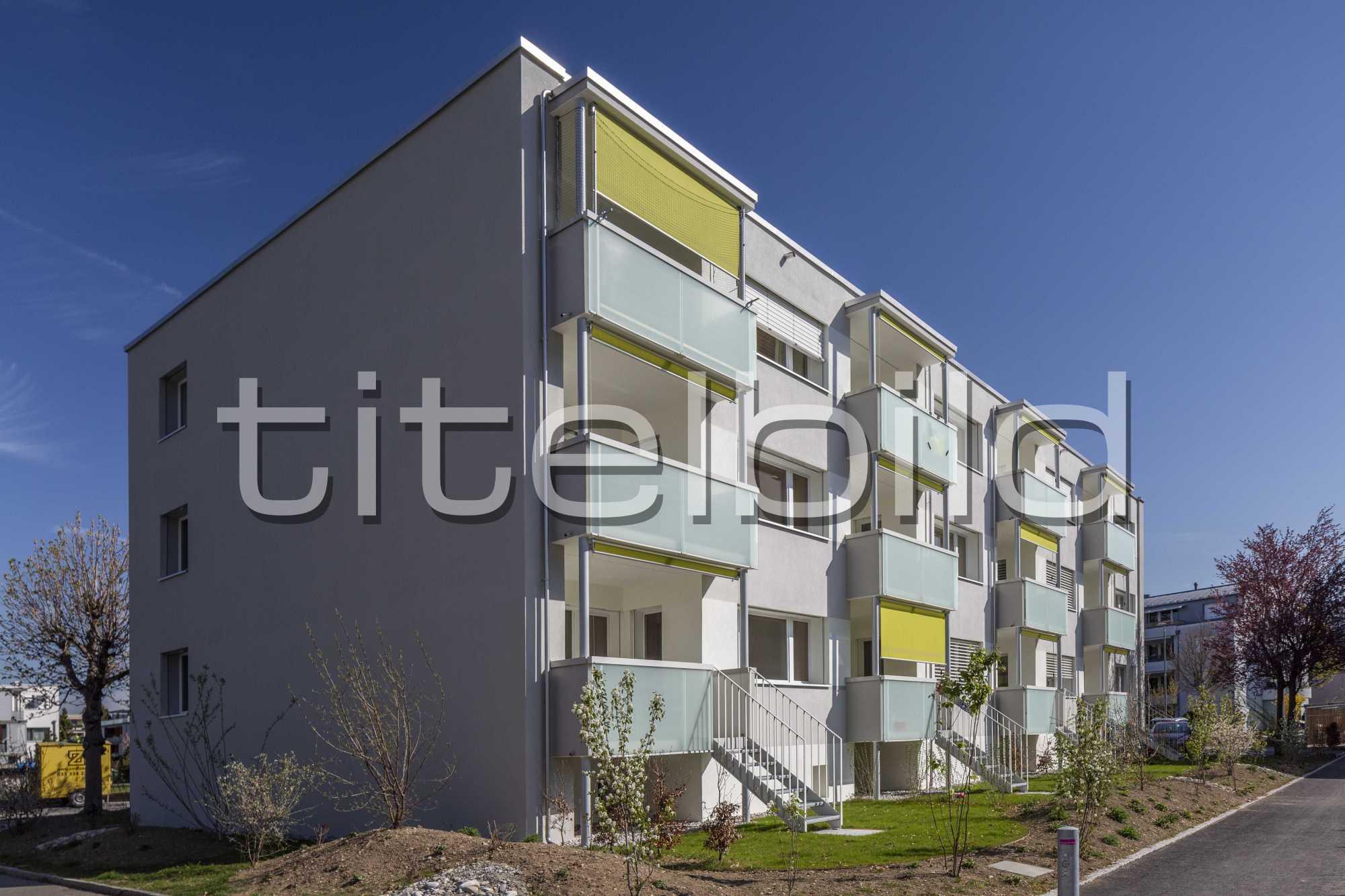 Projektbild-Nr. 7: Siedlung Strättligen