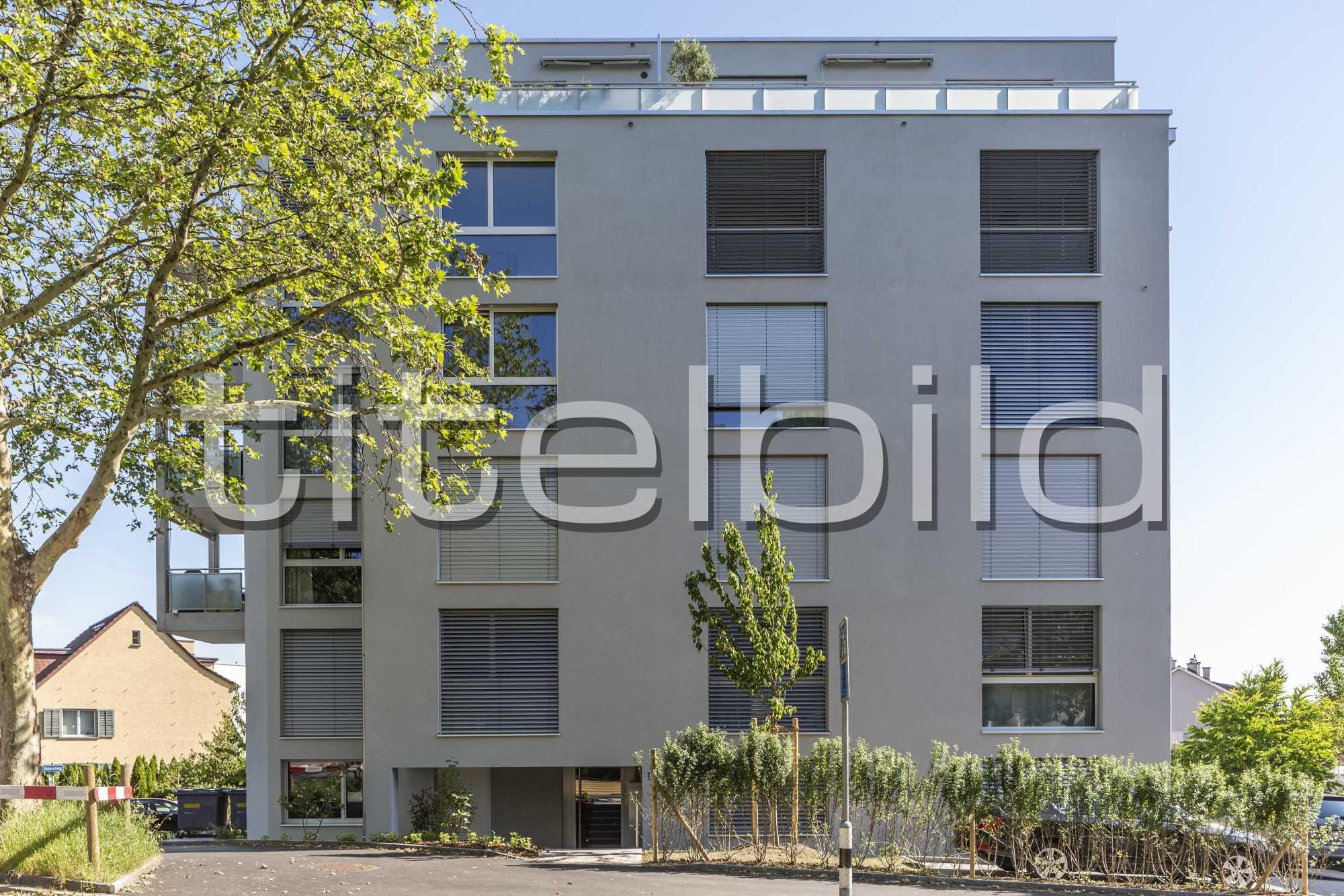Projektbild-Nr. 1: Regensbergstrasse 96