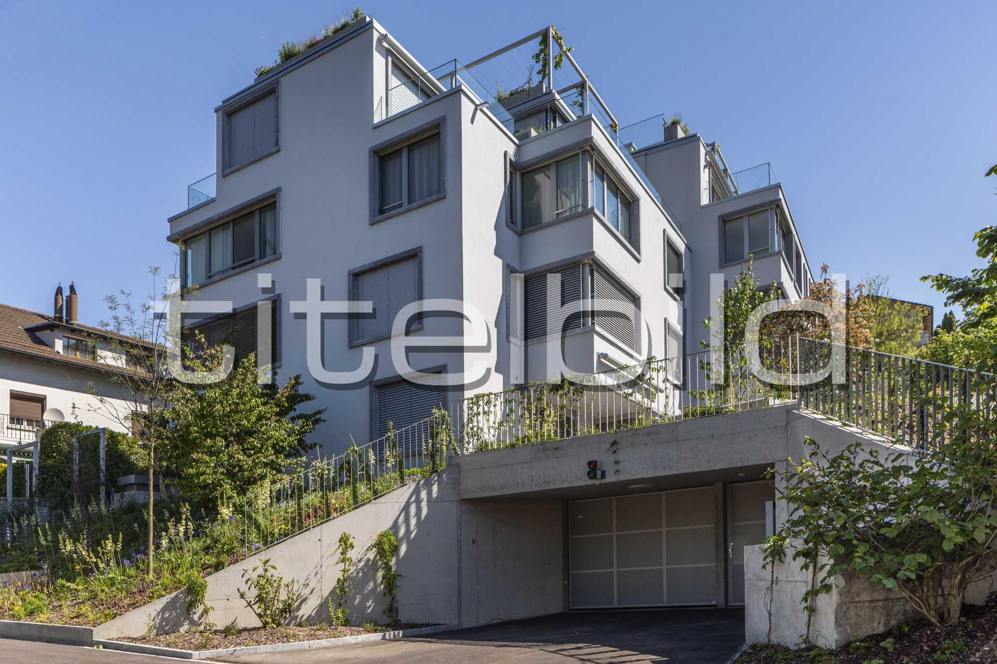 Projektbild-Nr. 0: Wohnhaus Espacio Höngg