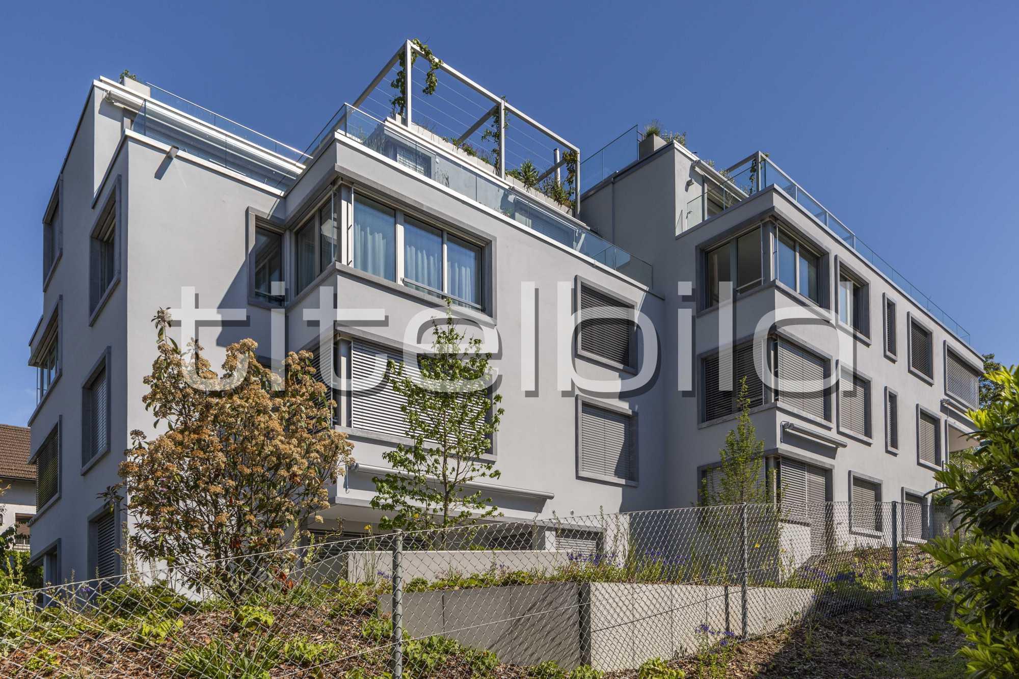 Projektbild-Nr. 1: Wohnhaus Espacio Höngg