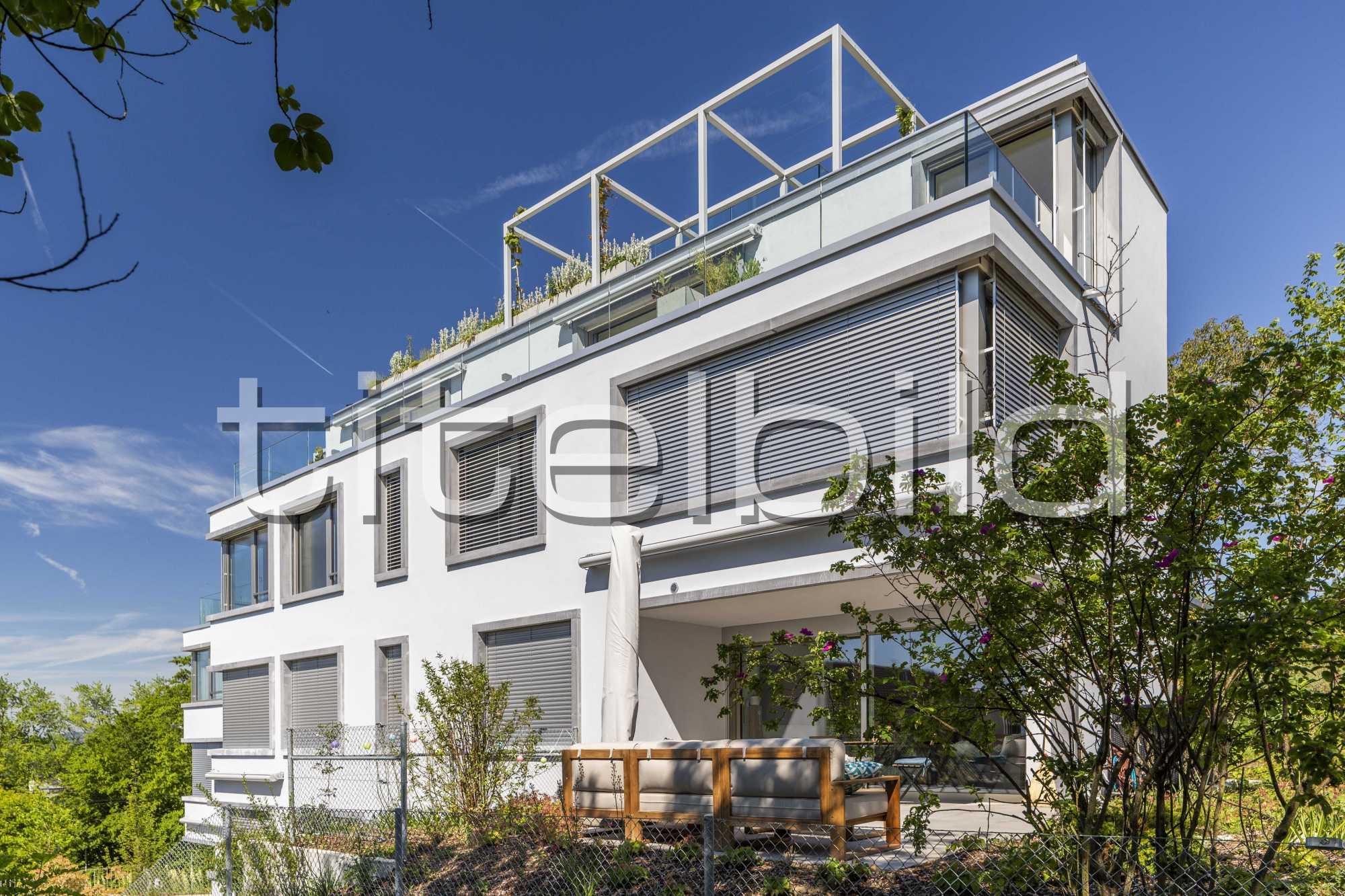 Projektbild-Nr. 2: Wohnhaus Espacio Höngg