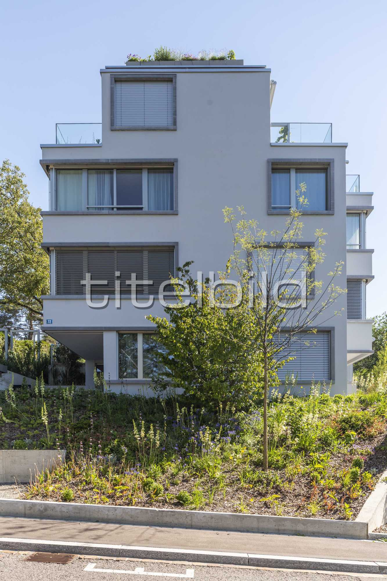 Projektbild-Nr. 3: Wohnhaus Espacio Höngg