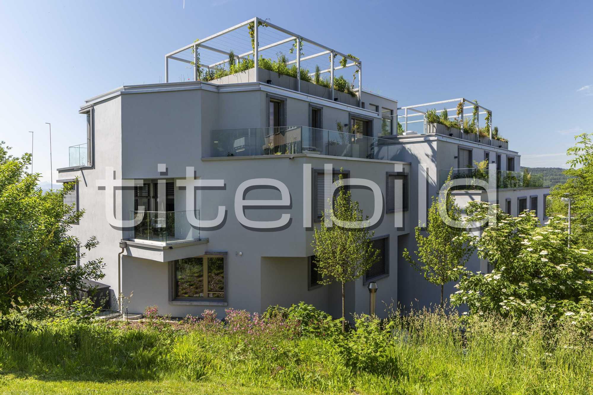 Projektbild-Nr. 4: Wohnhaus Espacio Höngg