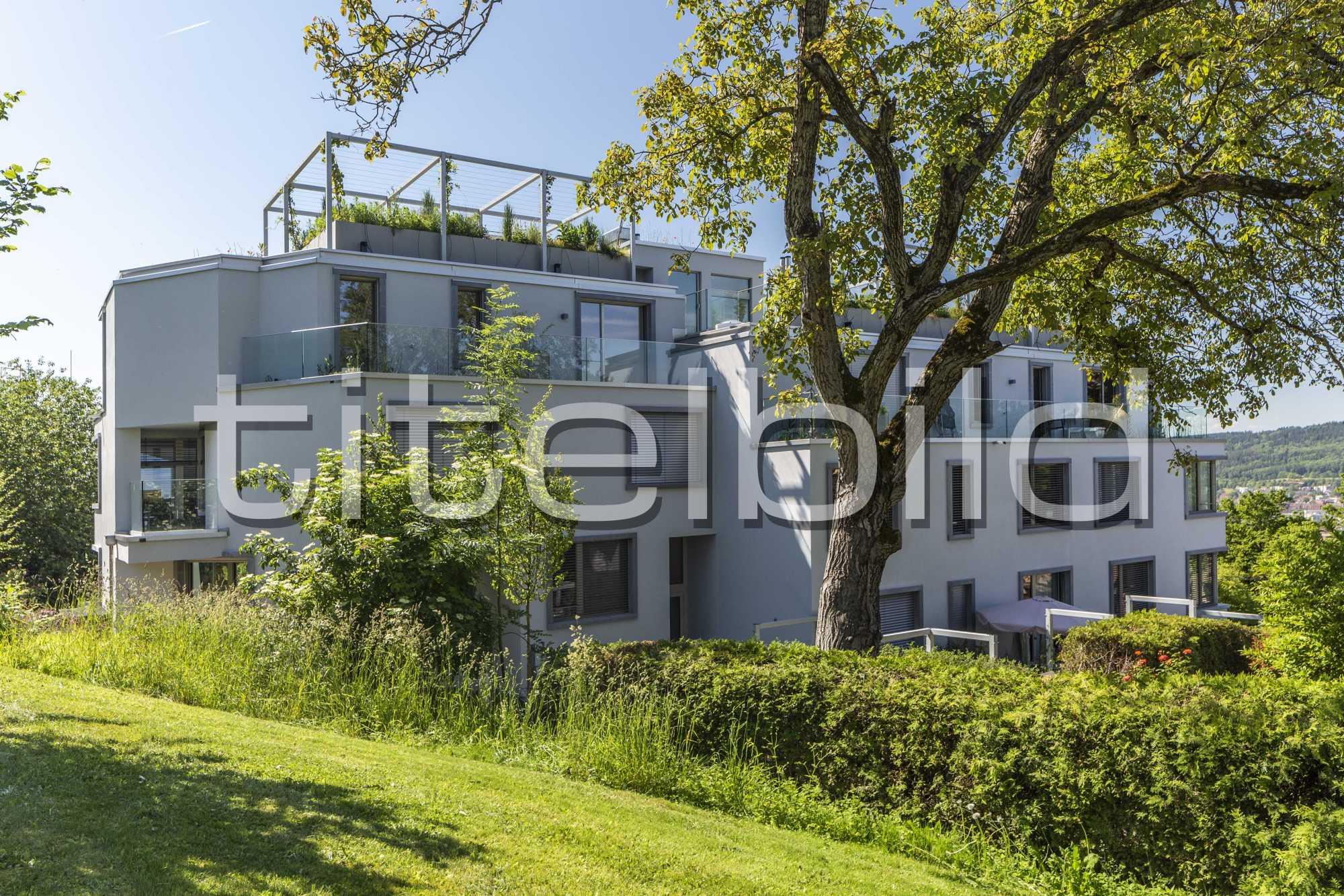 Projektbild-Nr. 6: Wohnhaus Espacio Höngg