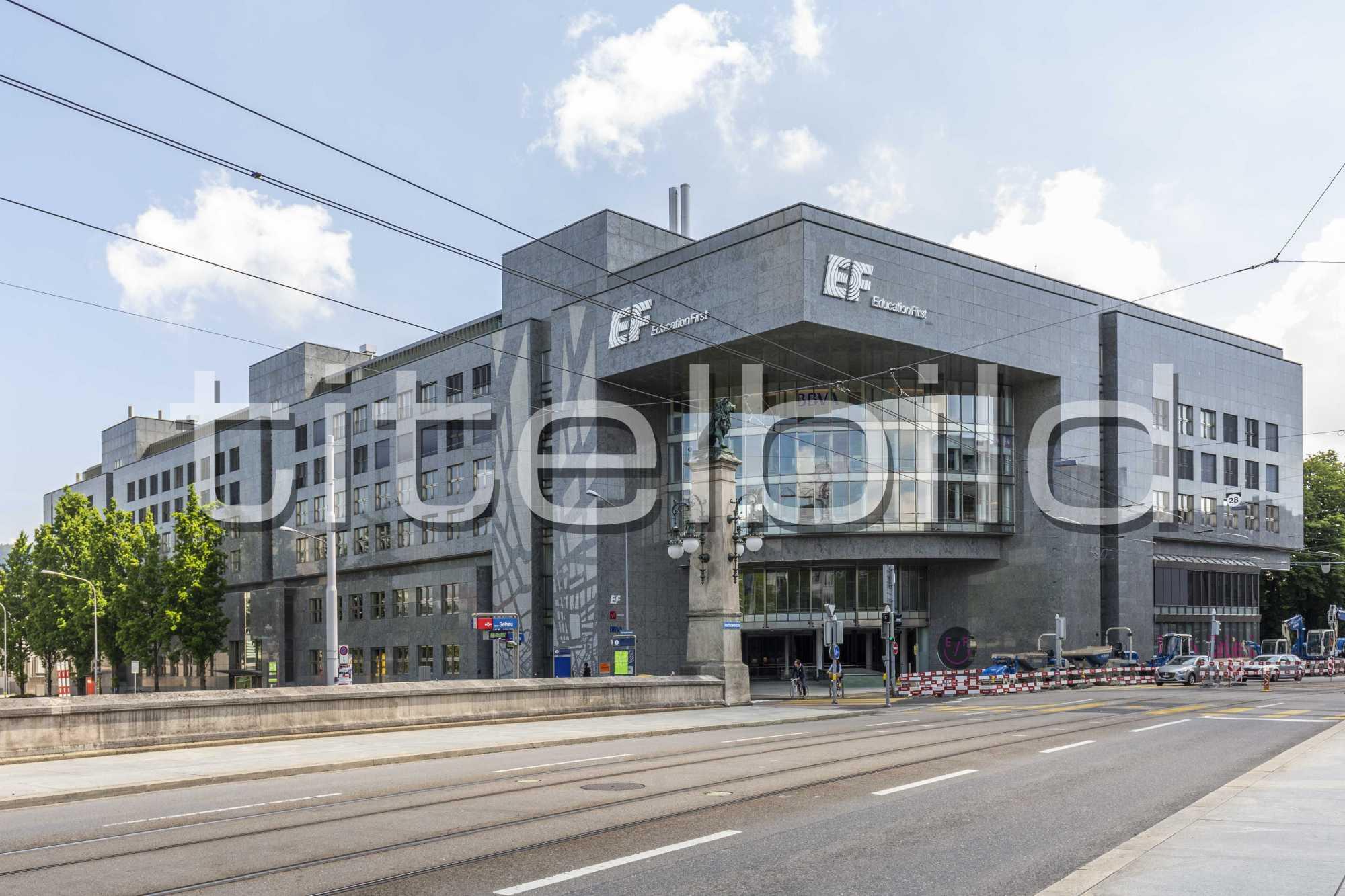 Projektbild-Nr. 0: EF Zürich Headquarters