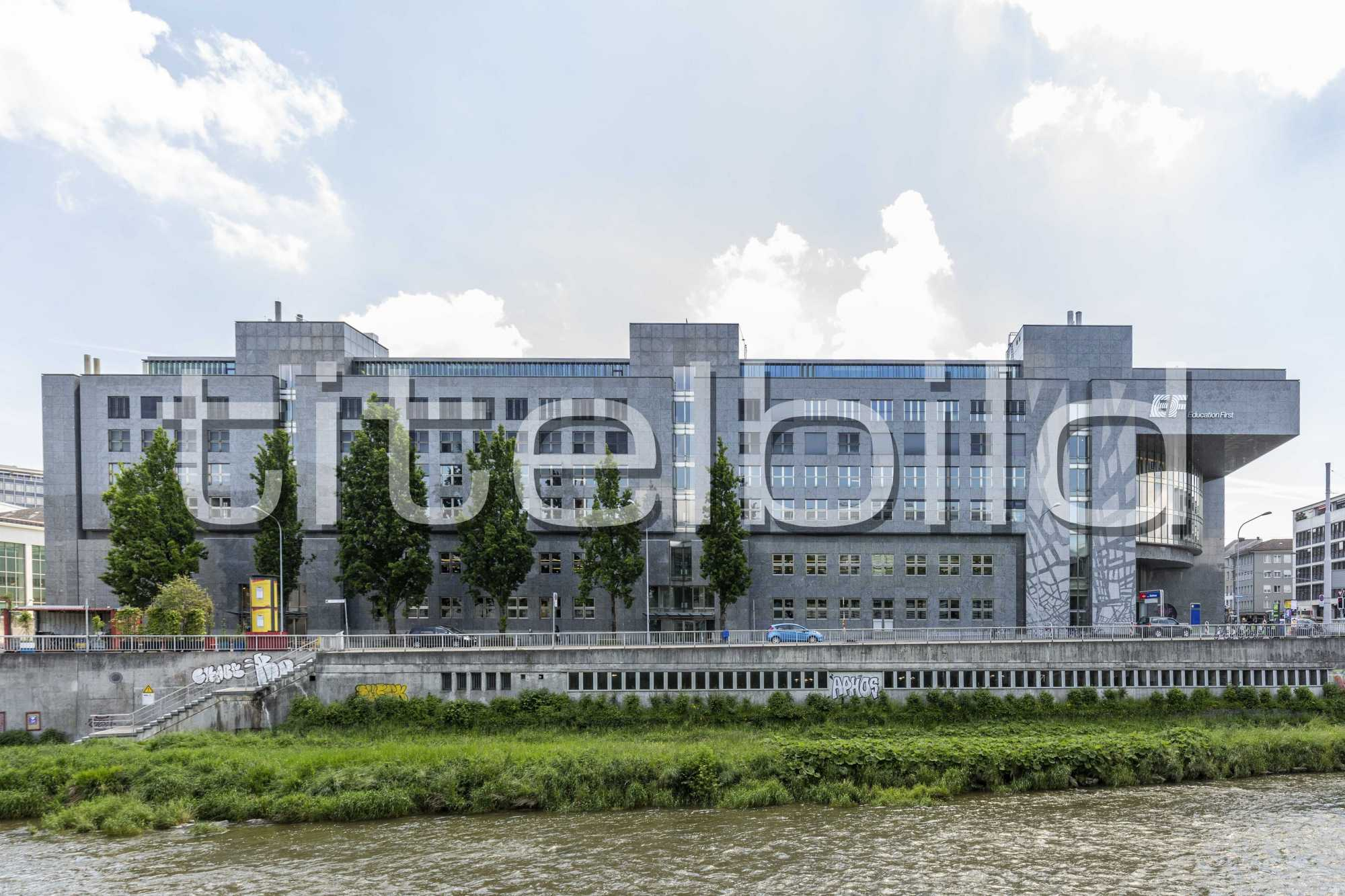 Projektbild-Nr. 1: EF Zürich Headquarters