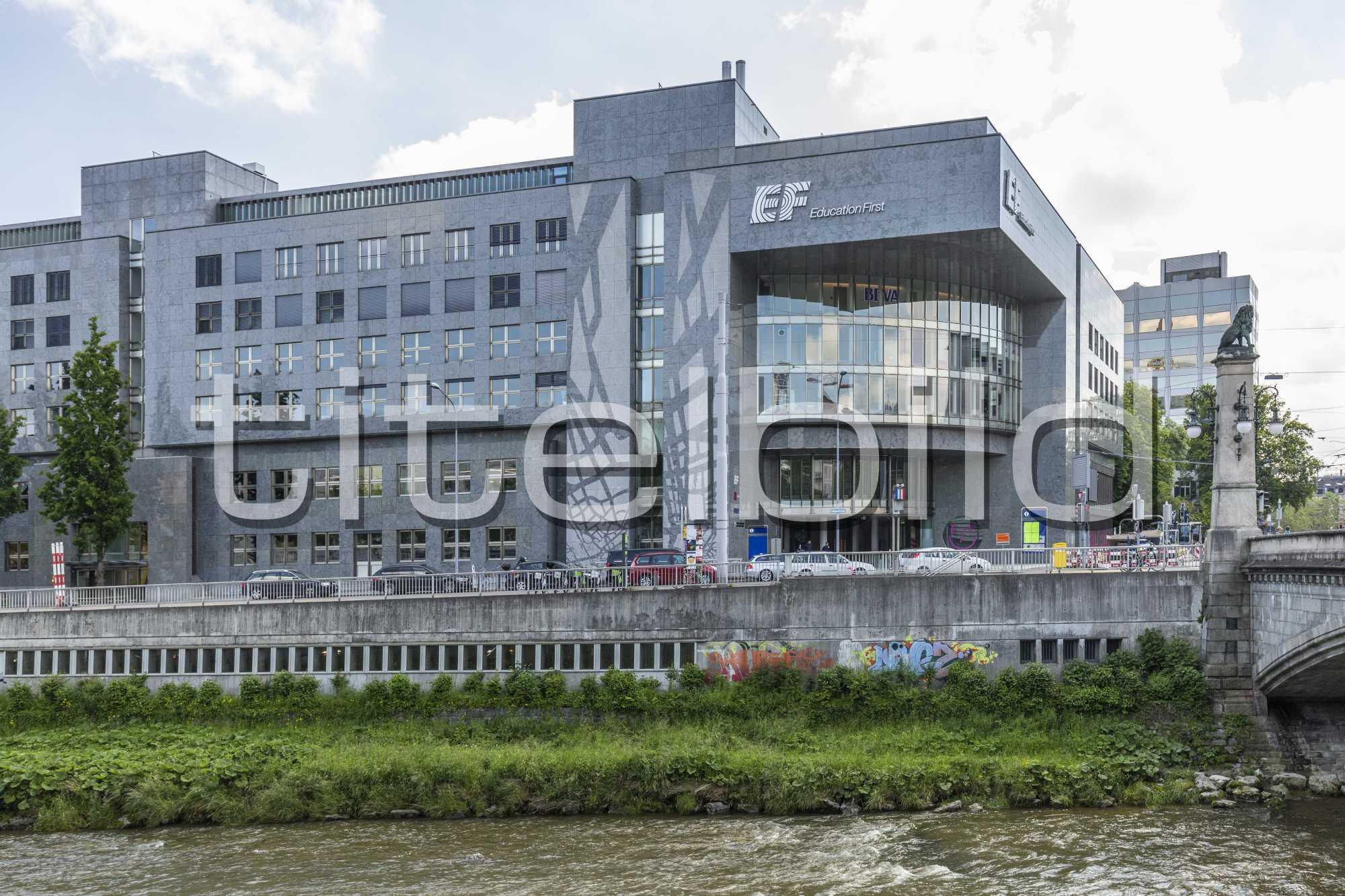 Projektbild-Nr. 2: EF Zürich Headquarters
