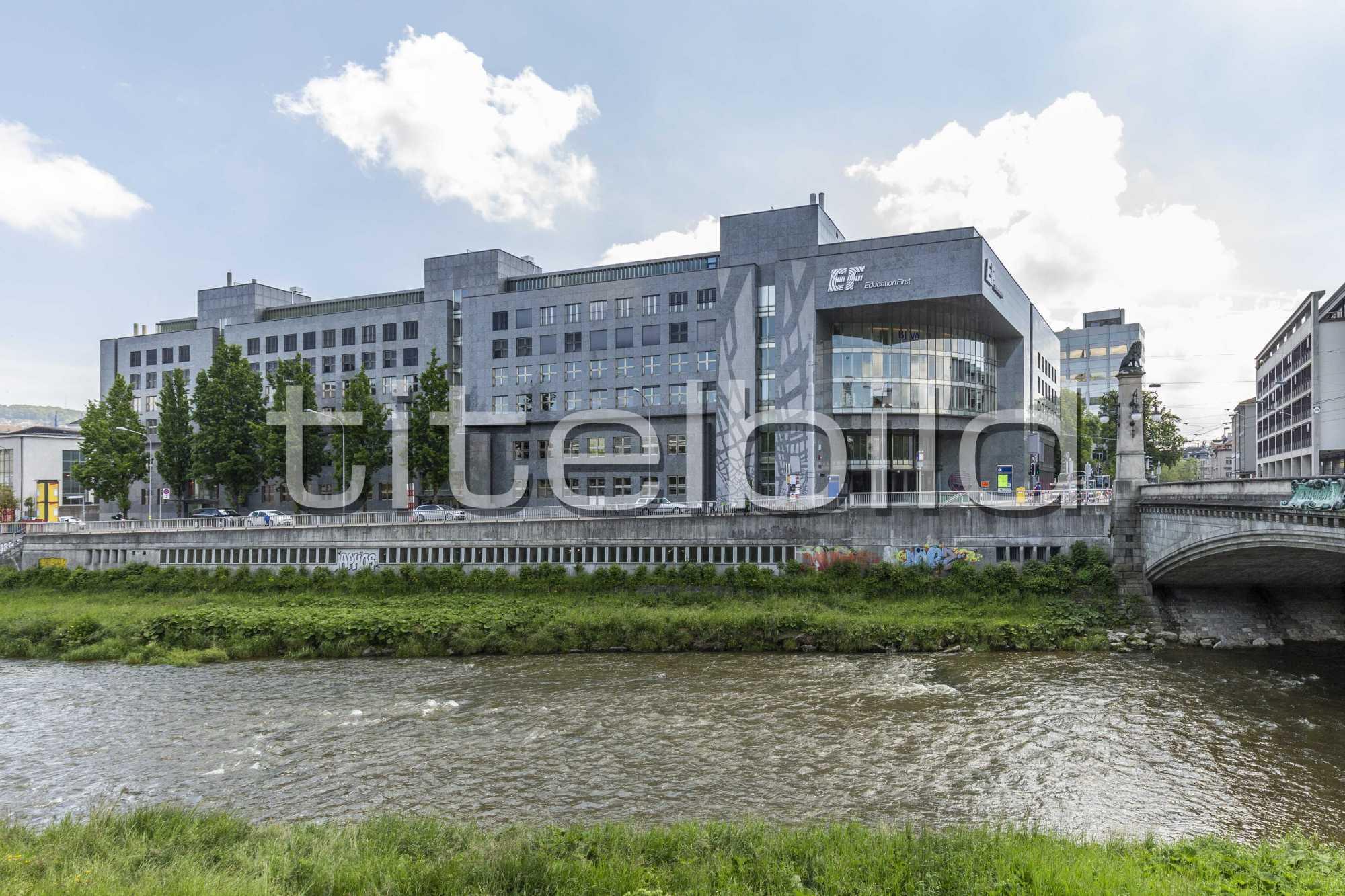 Projektbild-Nr. 3: EF Zürich Headquarters
