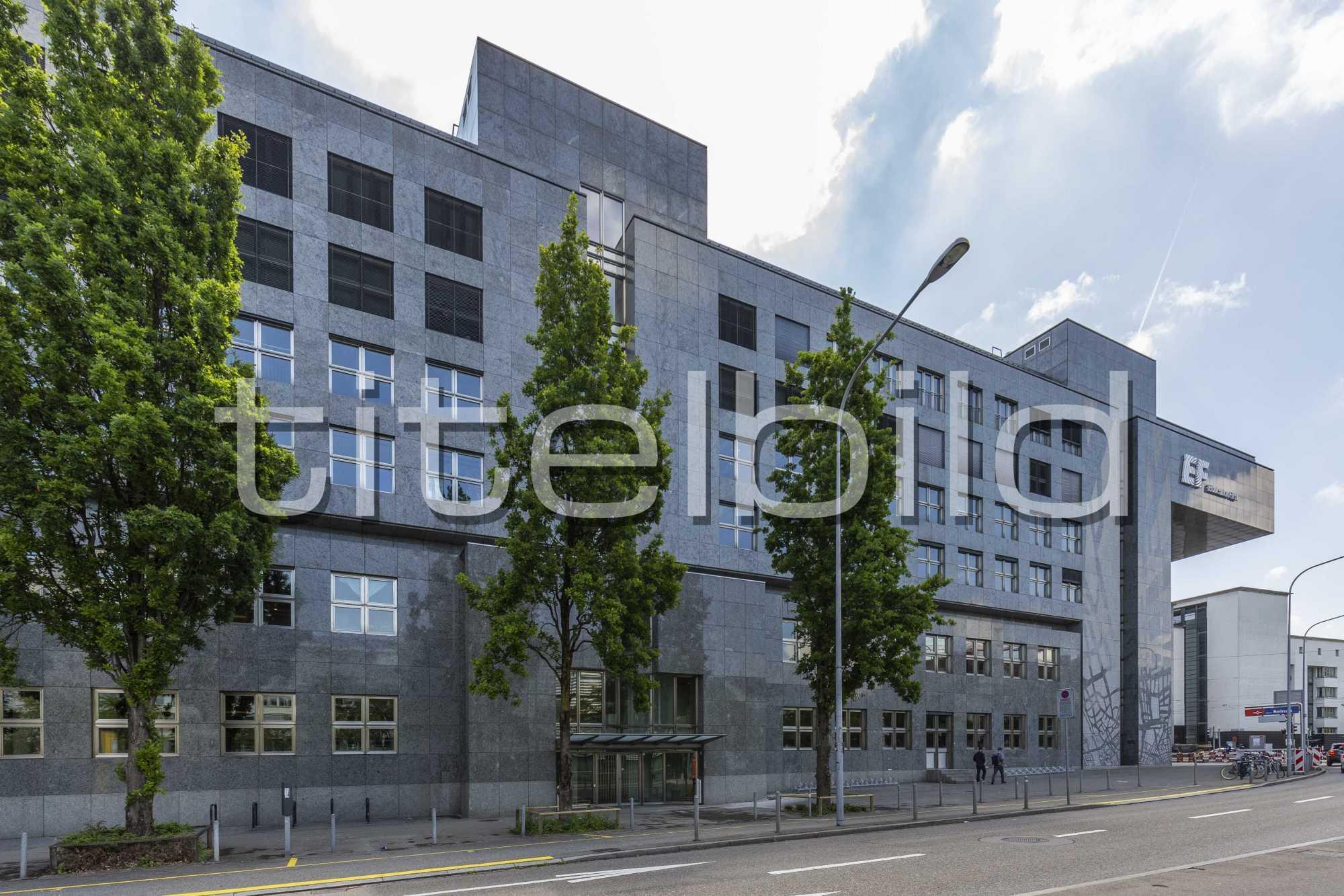 Projektbild-Nr. 4: EF Zürich Headquarters
