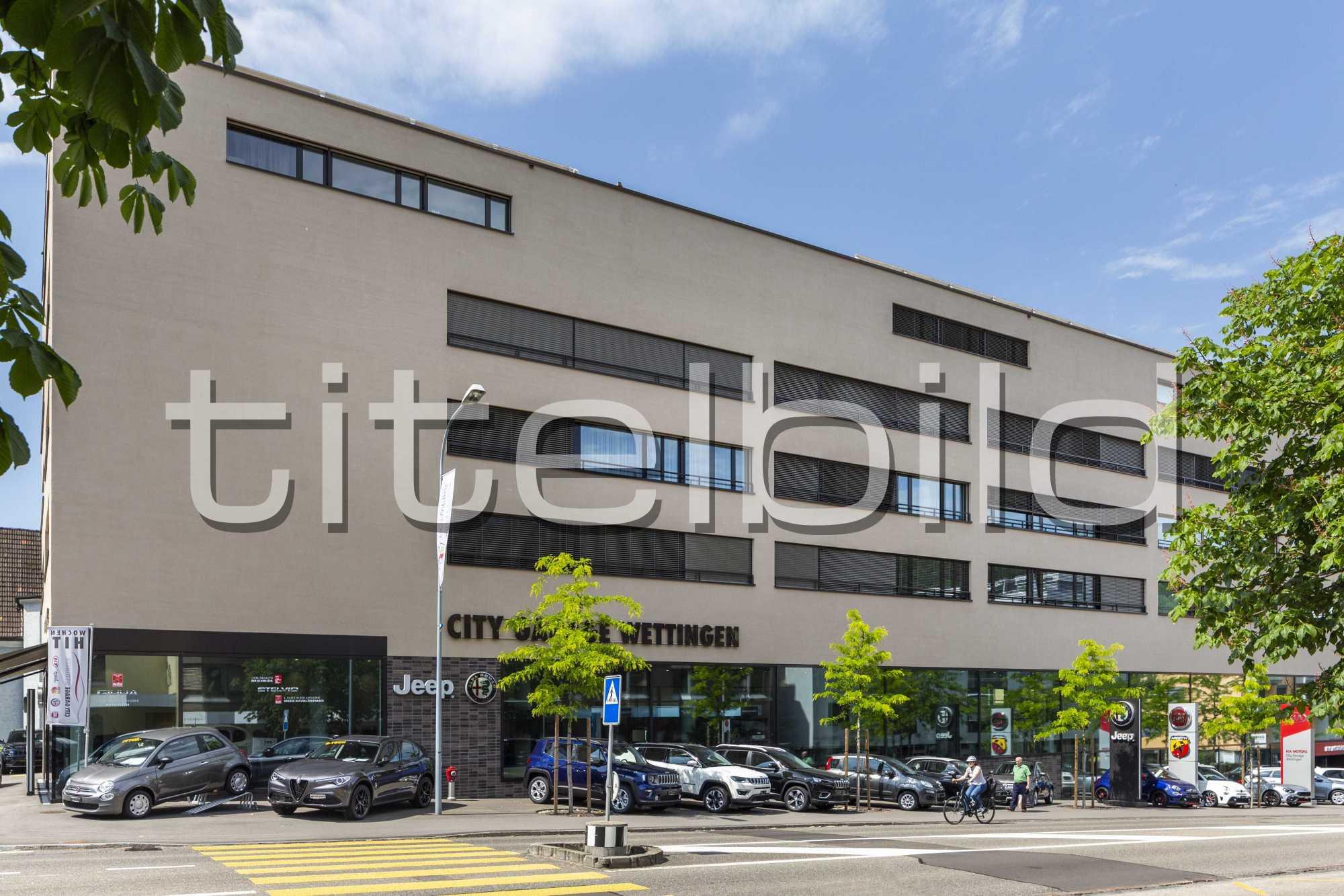 Projektbild-Nr. 2: City Garage Wettingen