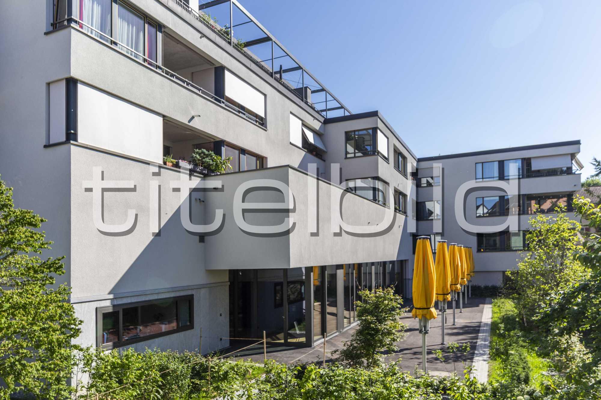 Projektbild-Nr. 1: Ersatzneubau Brüderhofweg