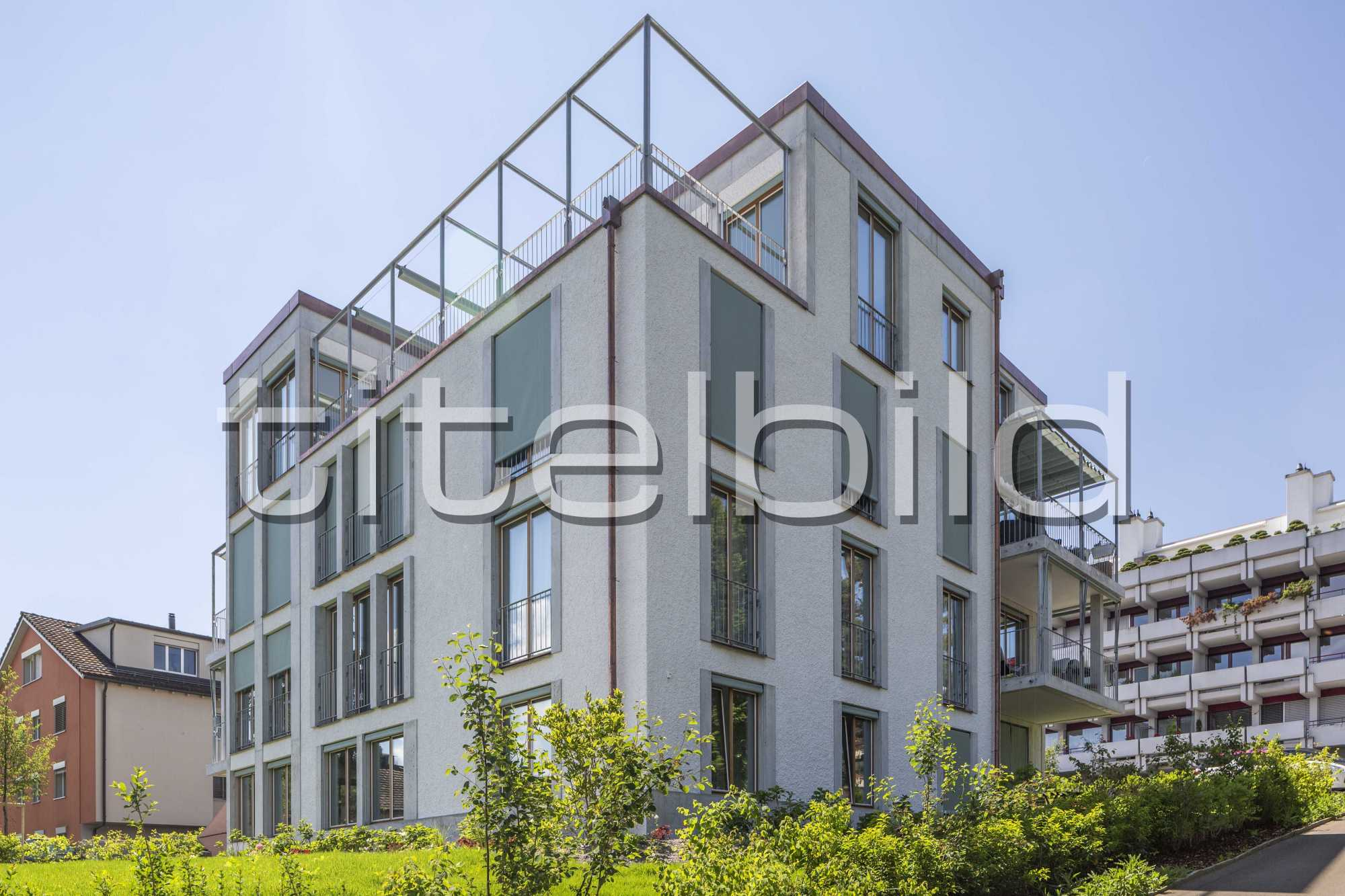 Projektbild-Nr. 1: Neubau mit 7 Mietwohnungen