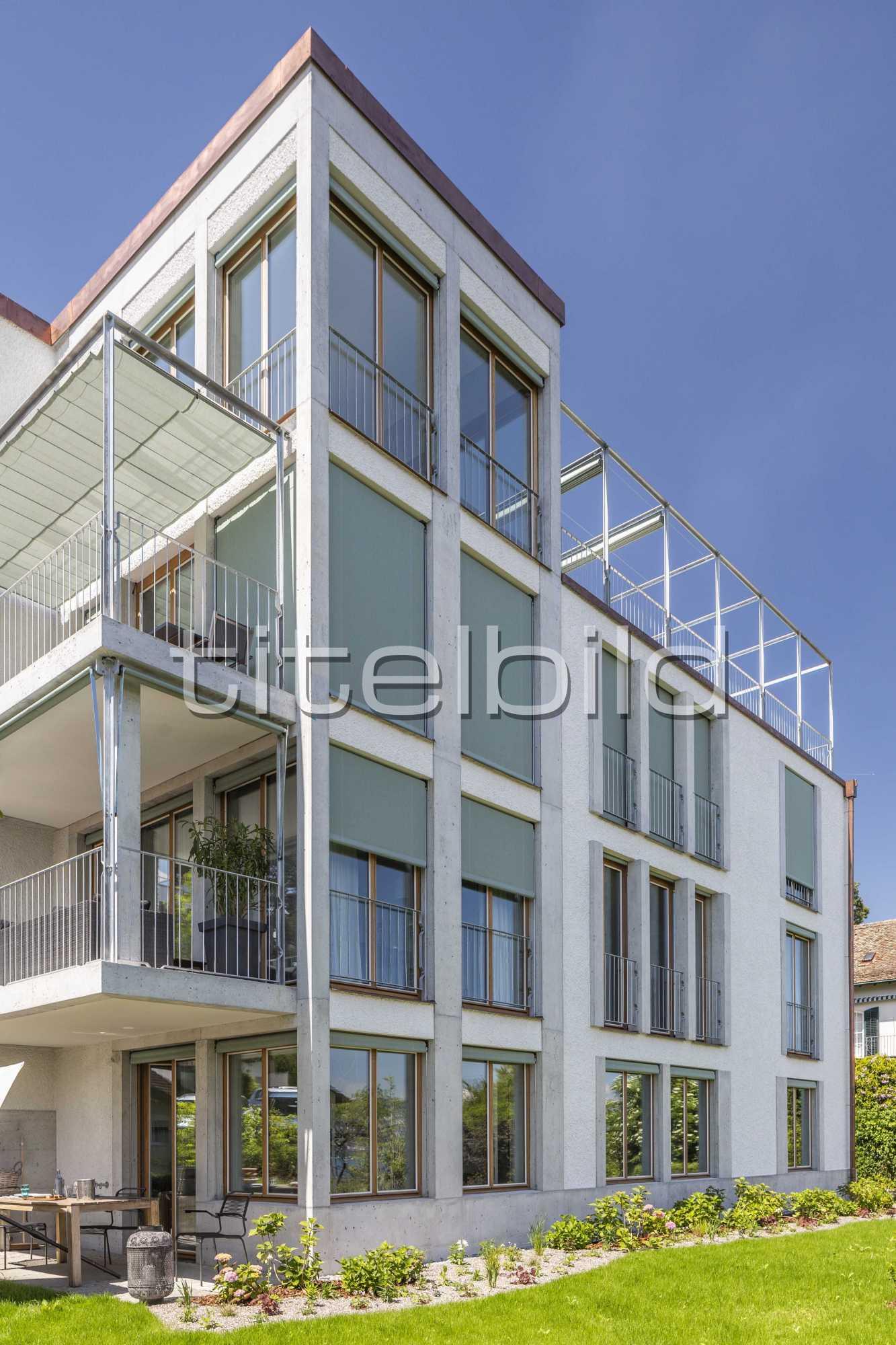 Projektbild-Nr. 2: Neubau mit 7 Mietwohnungen