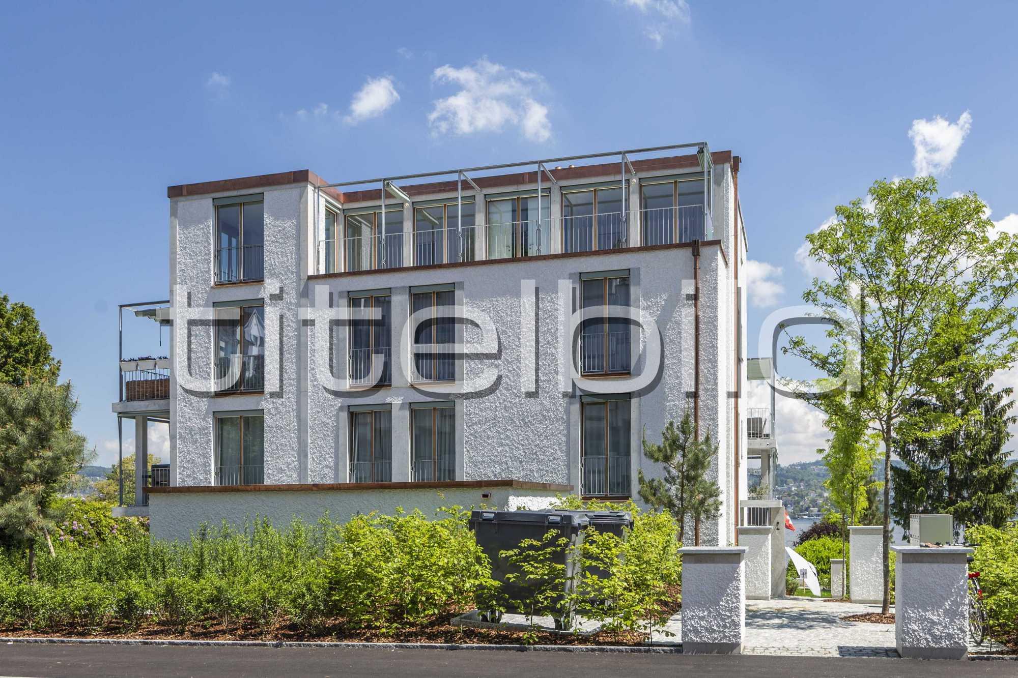 Projektbild-Nr. 3: Neubau mit 7 Mietwohnungen