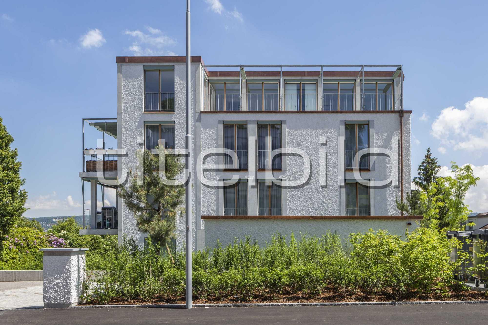 Projektbild-Nr. 4: Neubau mit 7 Mietwohnungen