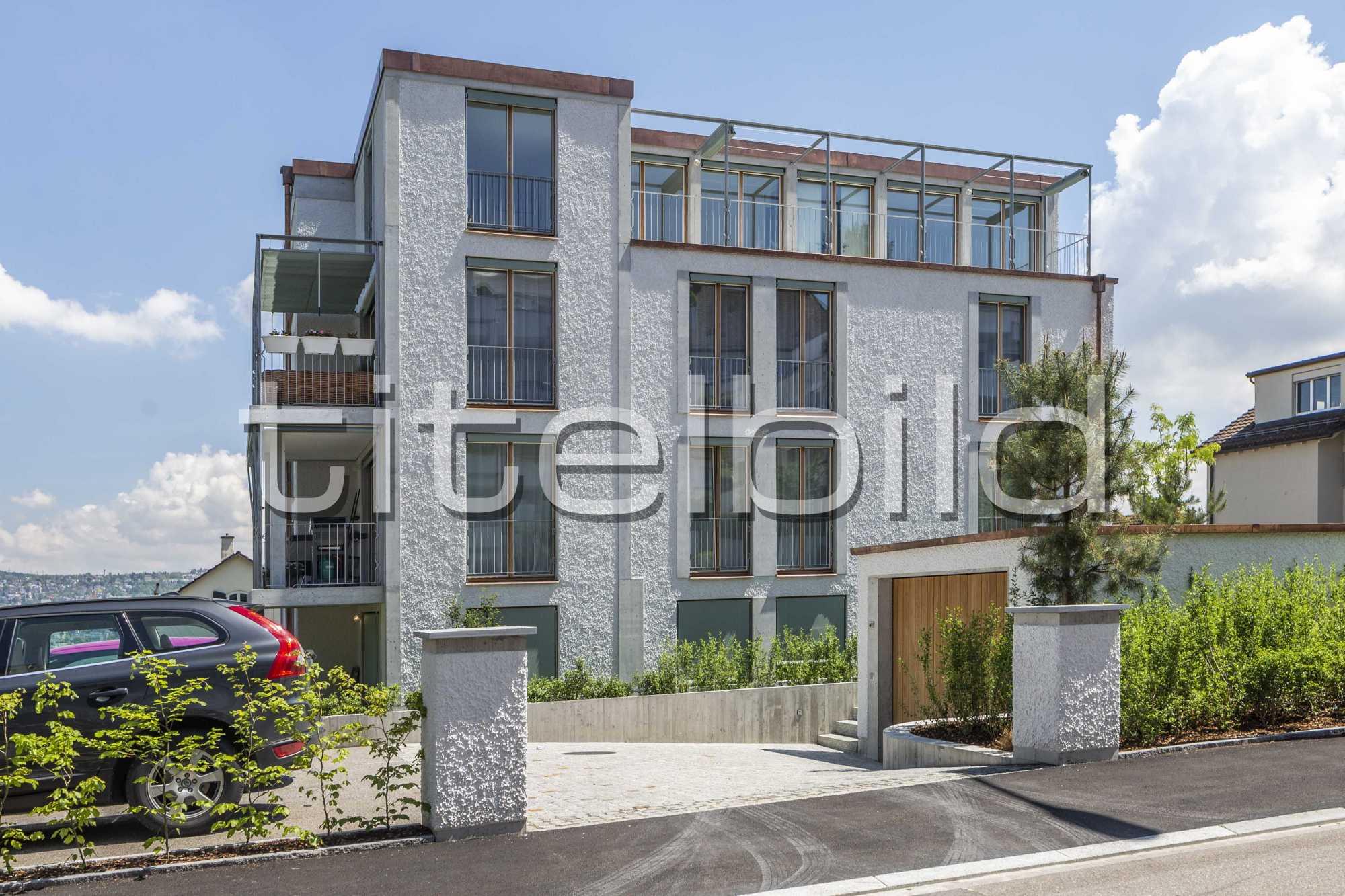 Projektbild-Nr. 5: Neubau mit 7 Mietwohnungen
