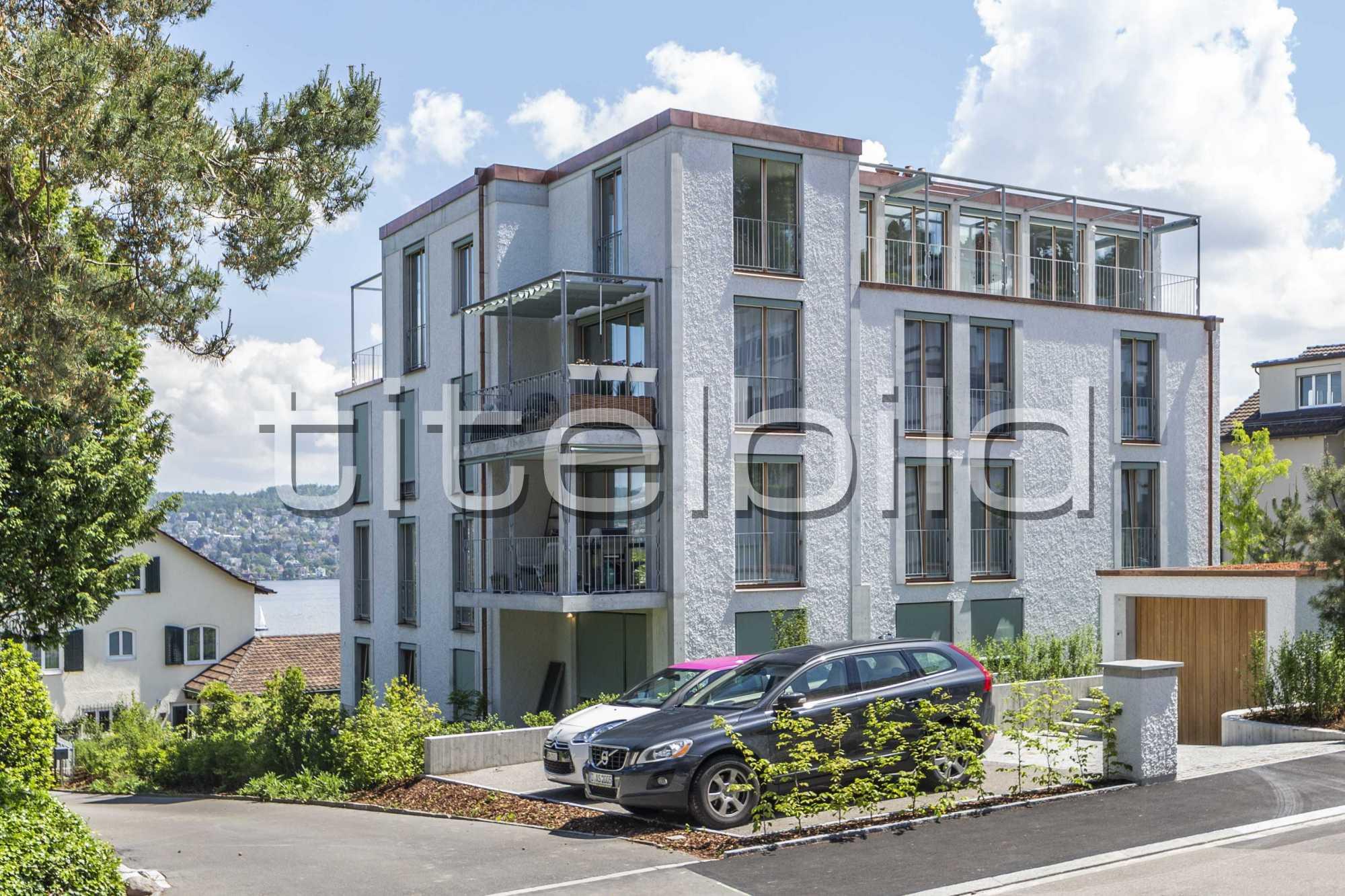 Projektbild-Nr. 6: Neubau mit 7 Mietwohnungen