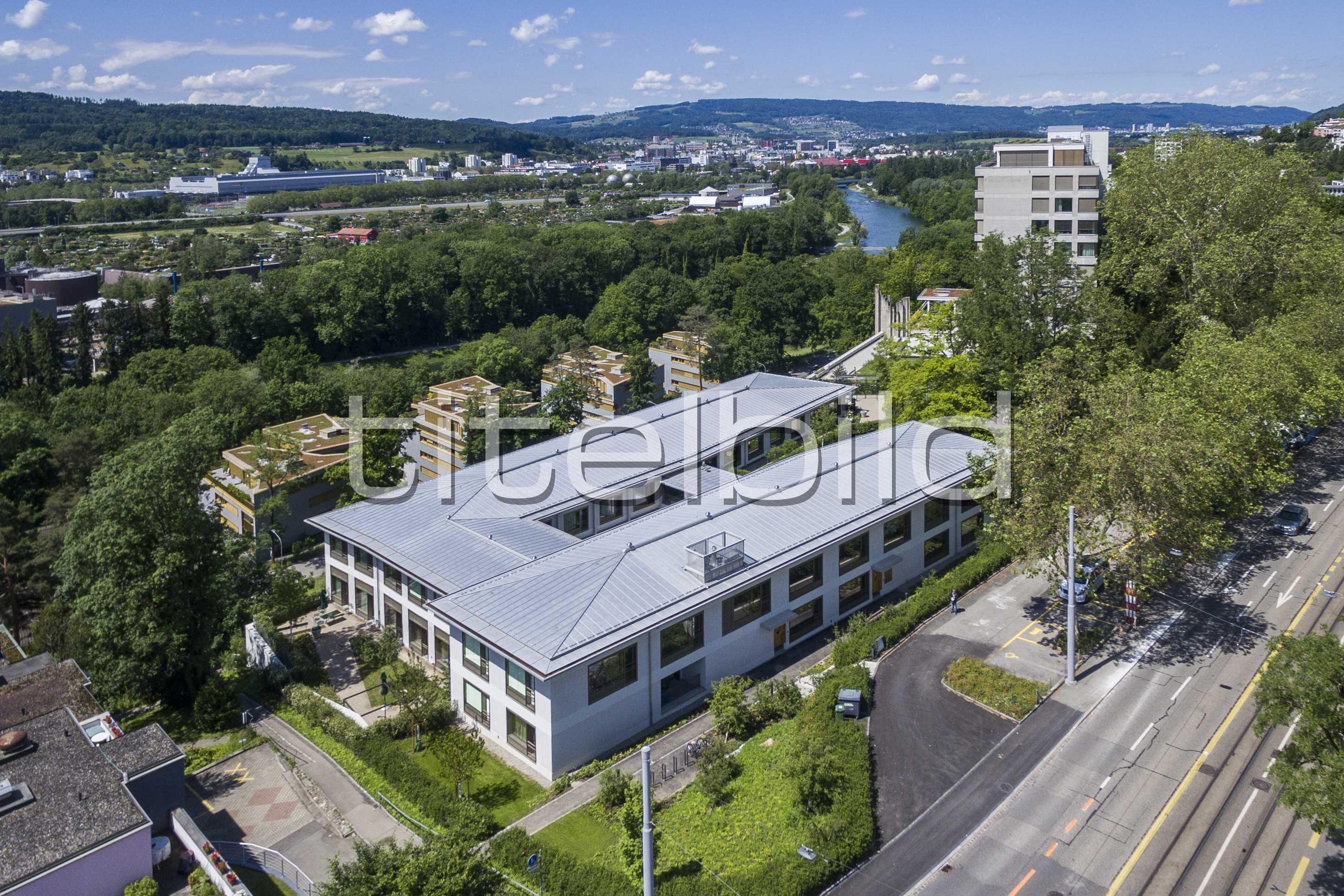Projektbild-Nr. 0: Pflegezentrum Bombach Haus B