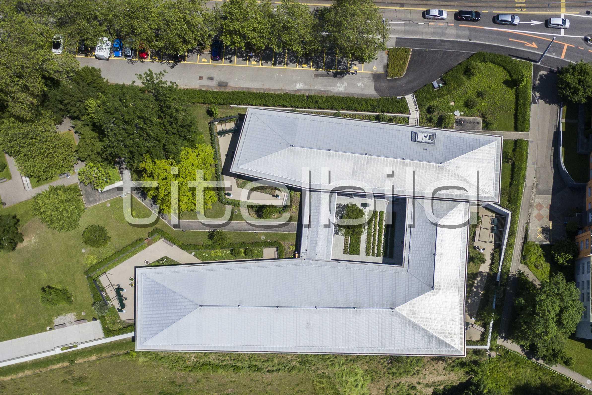 Projektbild-Nr. 1: Pflegezentrum Bombach Haus B
