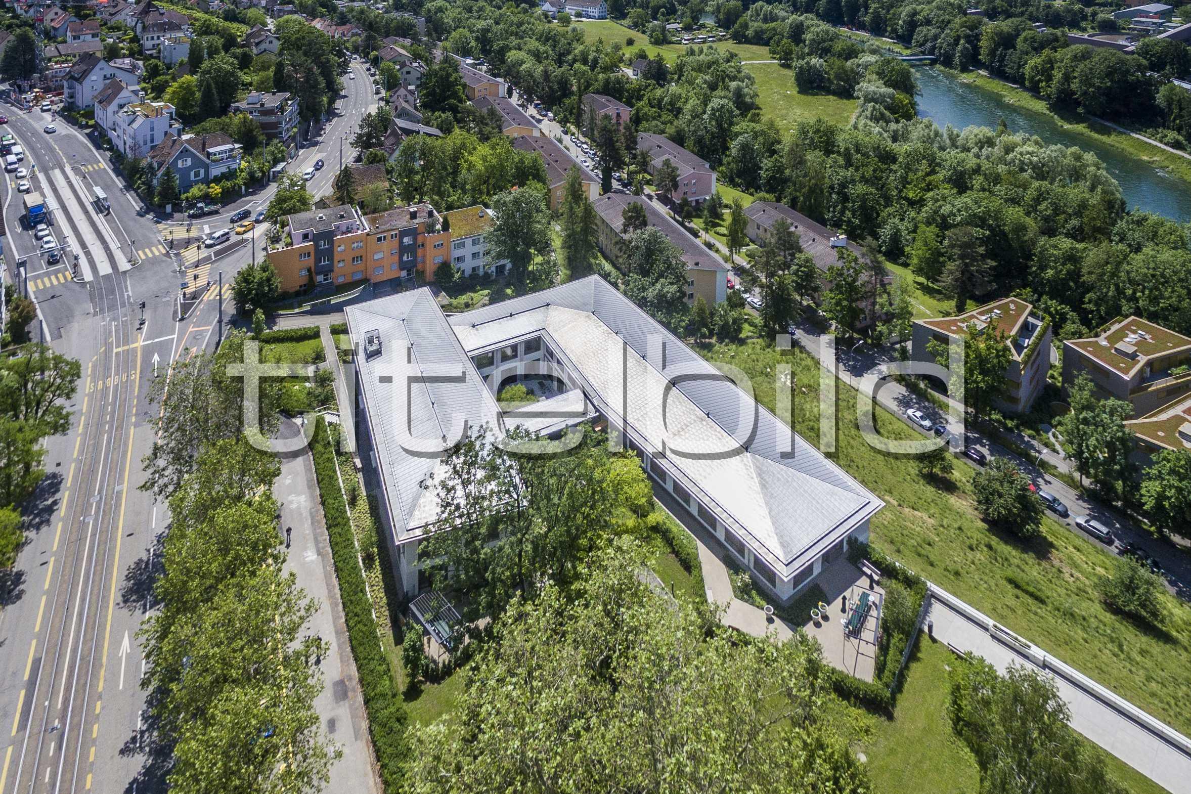 Projektbild-Nr. 2: Pflegezentrum Bombach Haus B