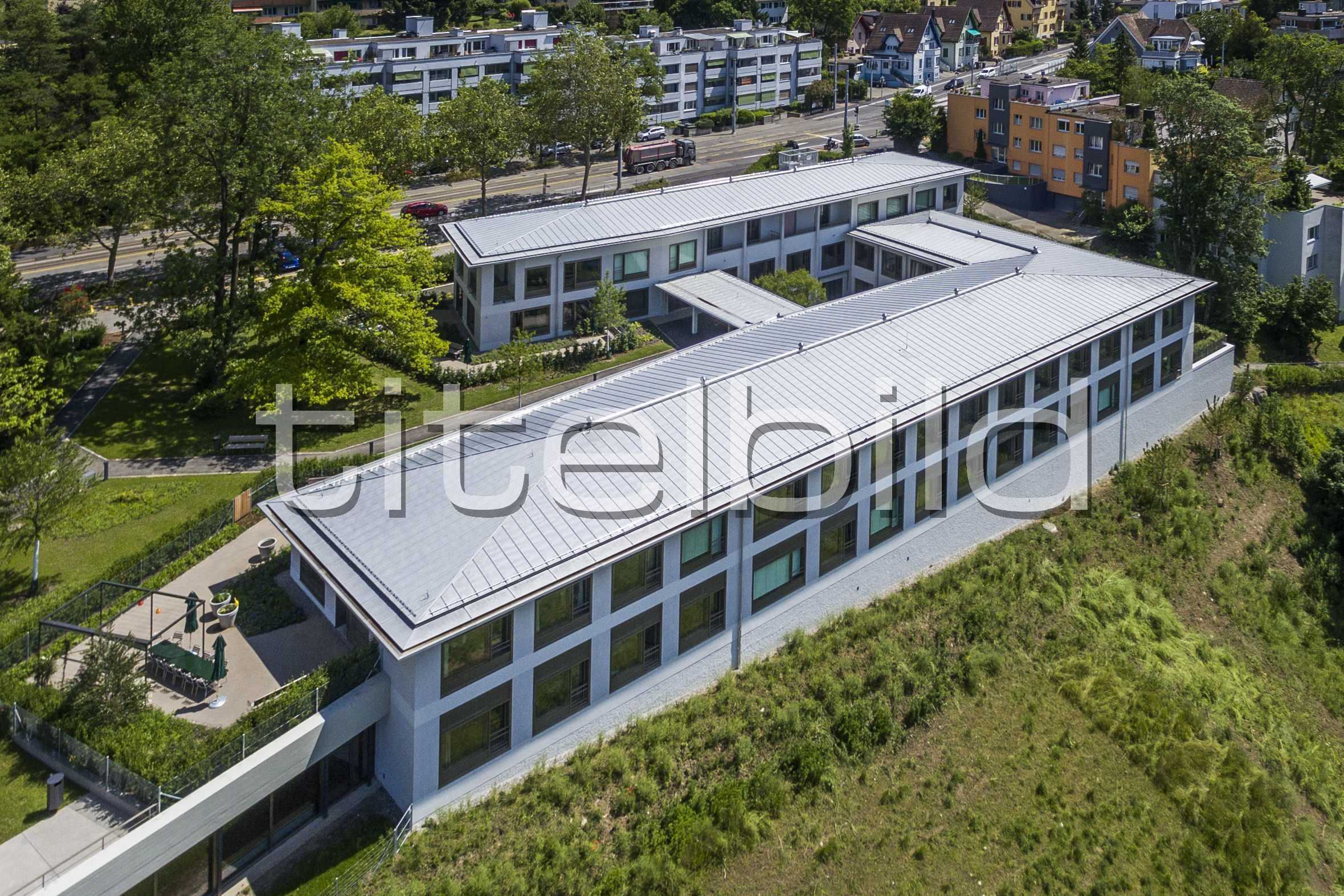 Projektbild-Nr. 3: Pflegezentrum Bombach Haus B