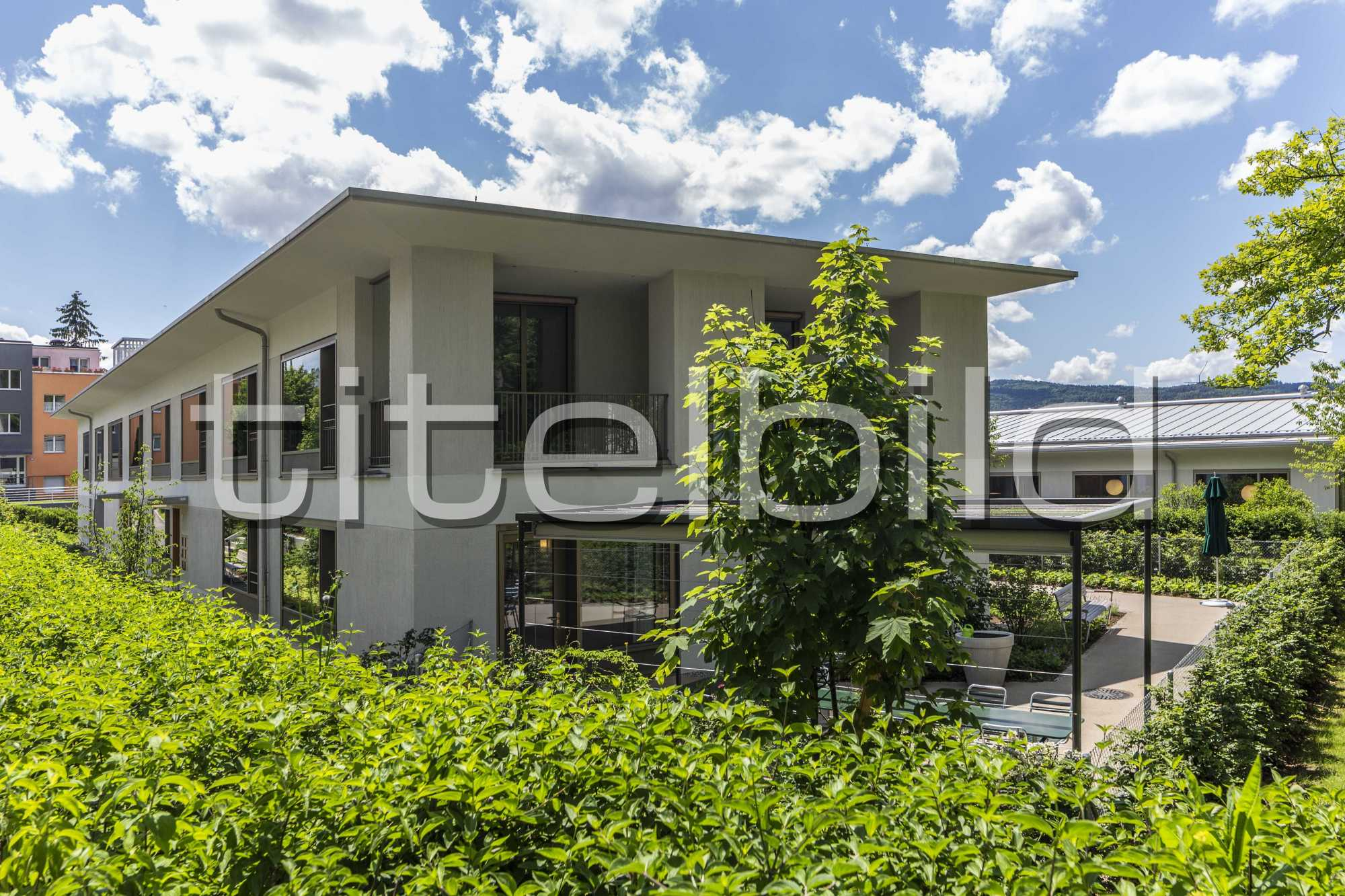 Projektbild-Nr. 4: Pflegezentrum Bombach Haus B