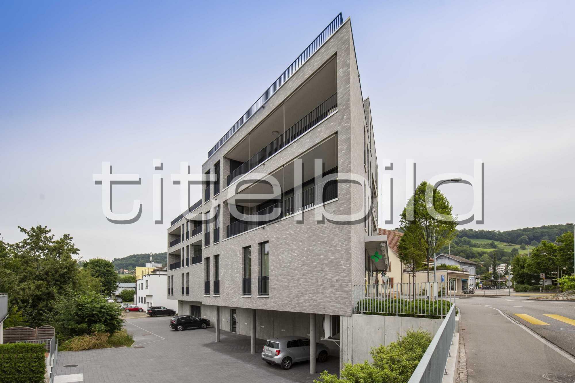 Projektbild-Nr. 1: Neubau Wohn- und Gewerbehaus