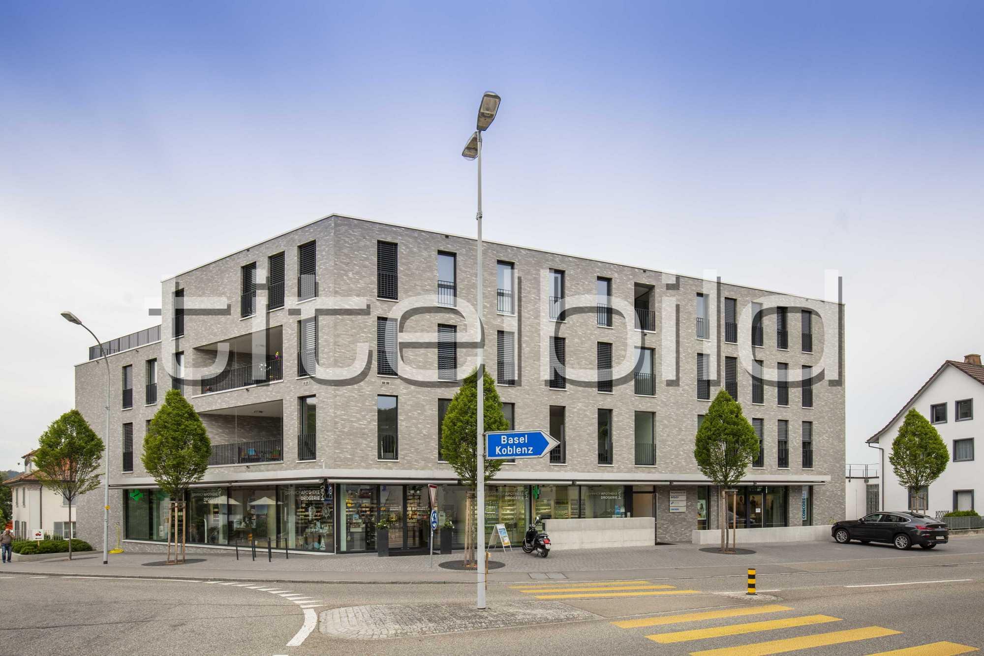 Projektbild-Nr. 3: Neubau Wohn- und Gewerbehaus