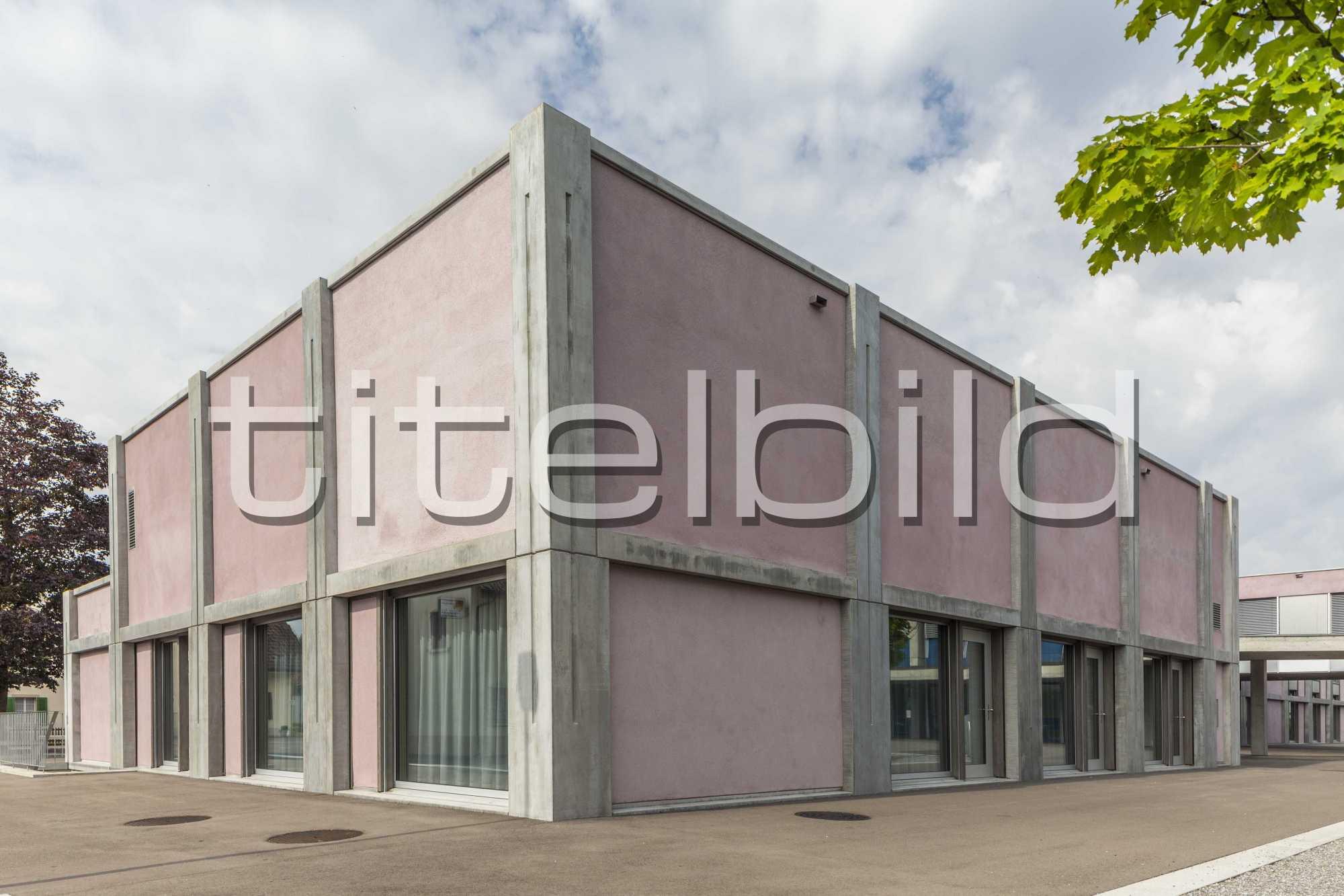 Projektbild-Nr. 0: Neubau Oberstufenschulhaus
