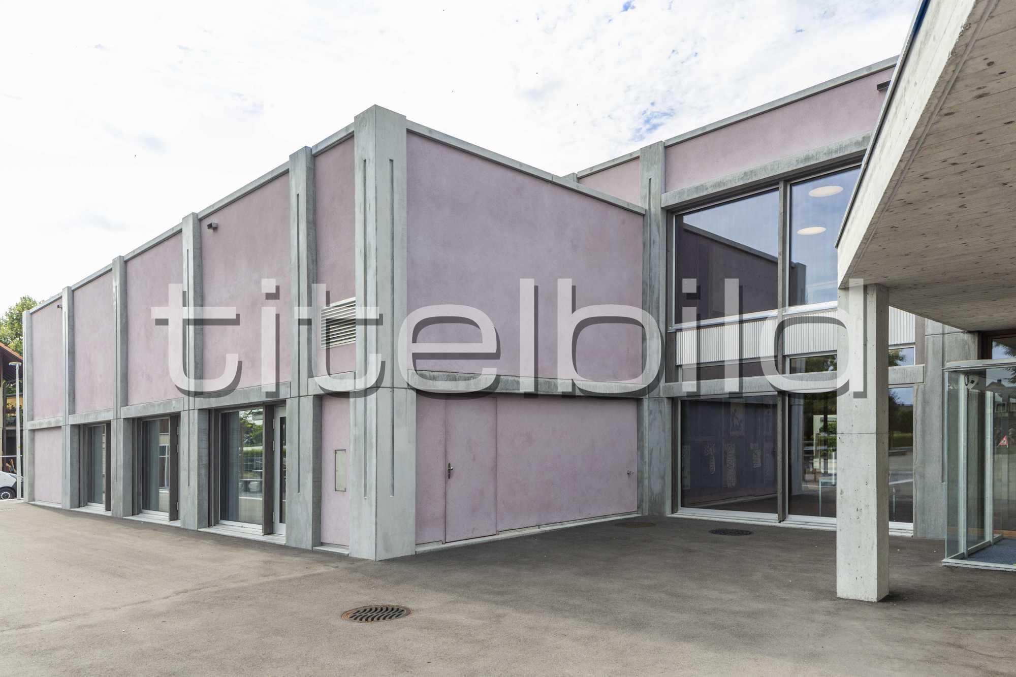 Projektbild-Nr. 2: Neubau Oberstufenschulhaus