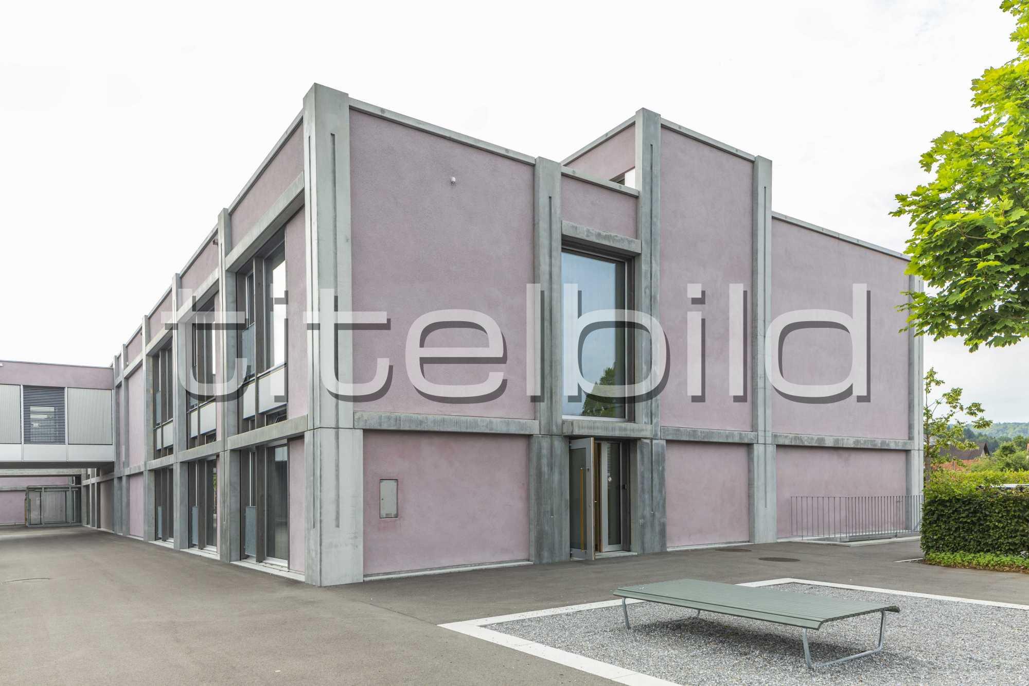 Projektbild-Nr. 3: Neubau Oberstufenschulhaus