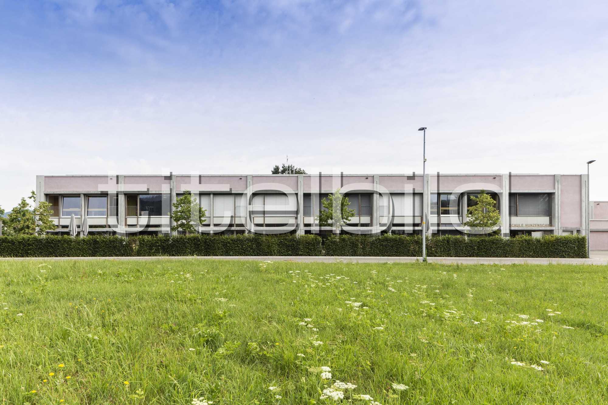 Projektbild-Nr. 5: Neubau Oberstufenschulhaus