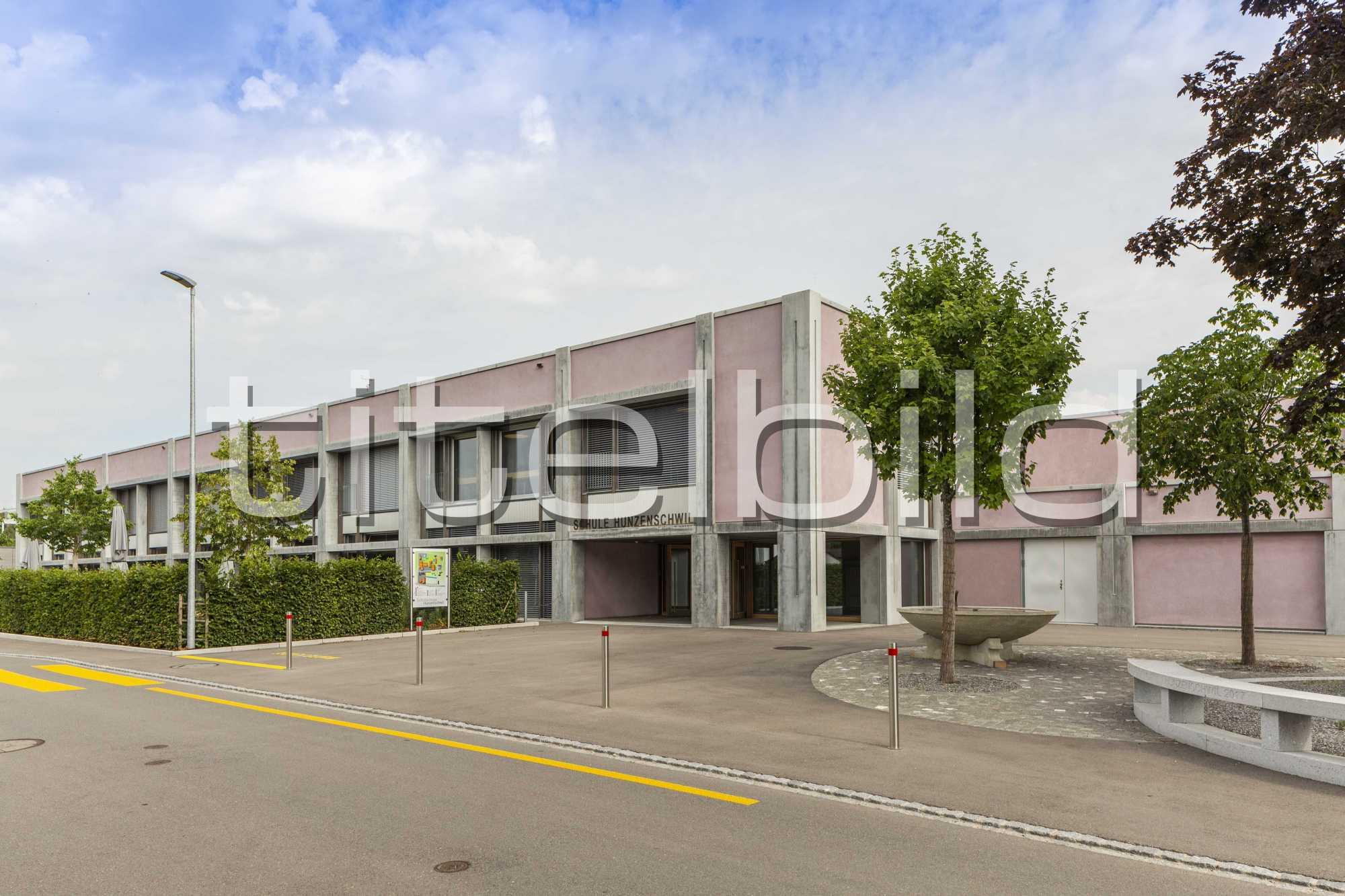 Projektbild-Nr. 6: Neubau Oberstufenschulhaus