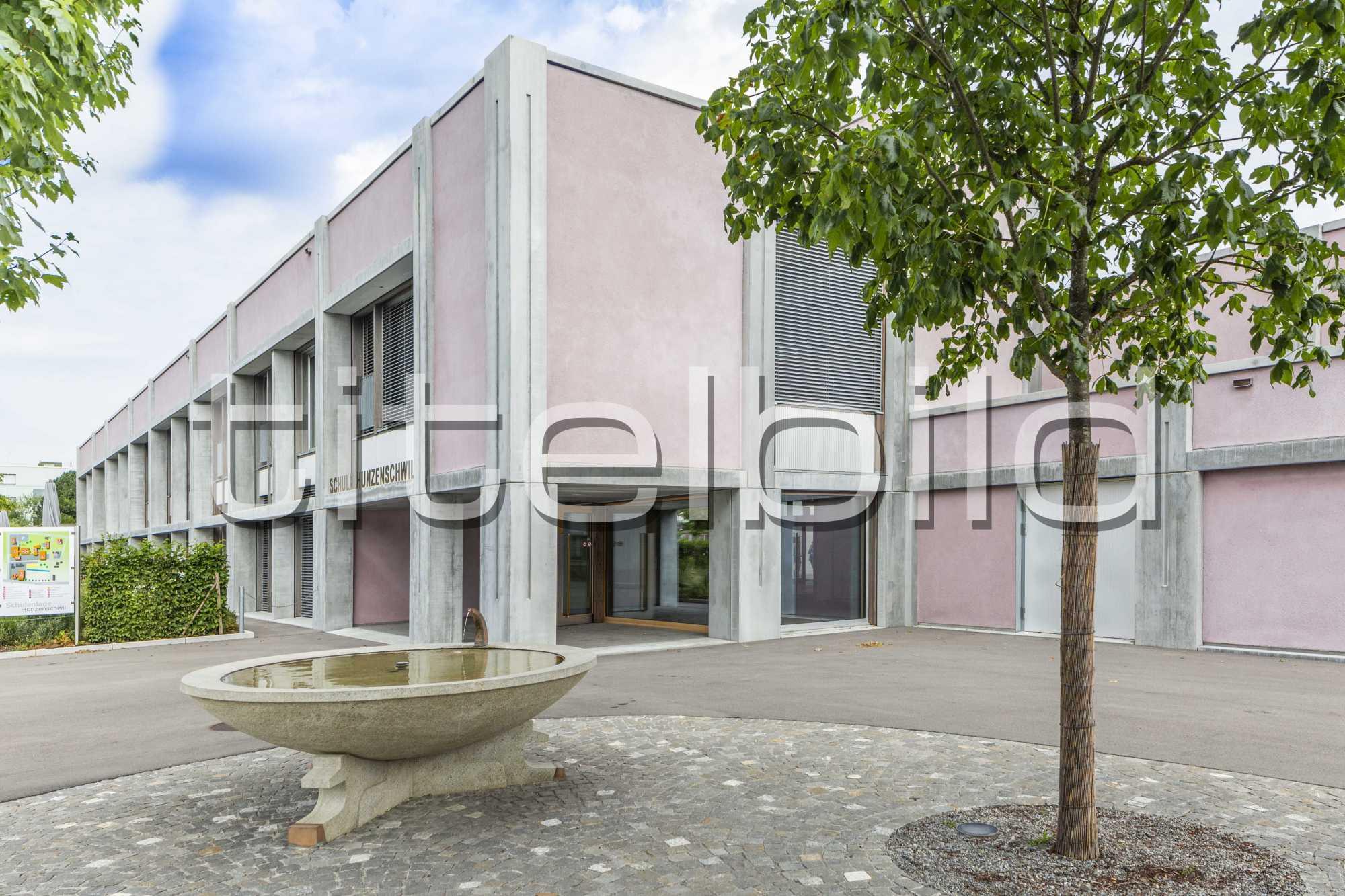 Projektbild-Nr. 7: Neubau Oberstufenschulhaus