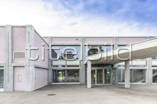 Bild-Nr: 2des Objektes Neubau Oberstufenschulhaus
