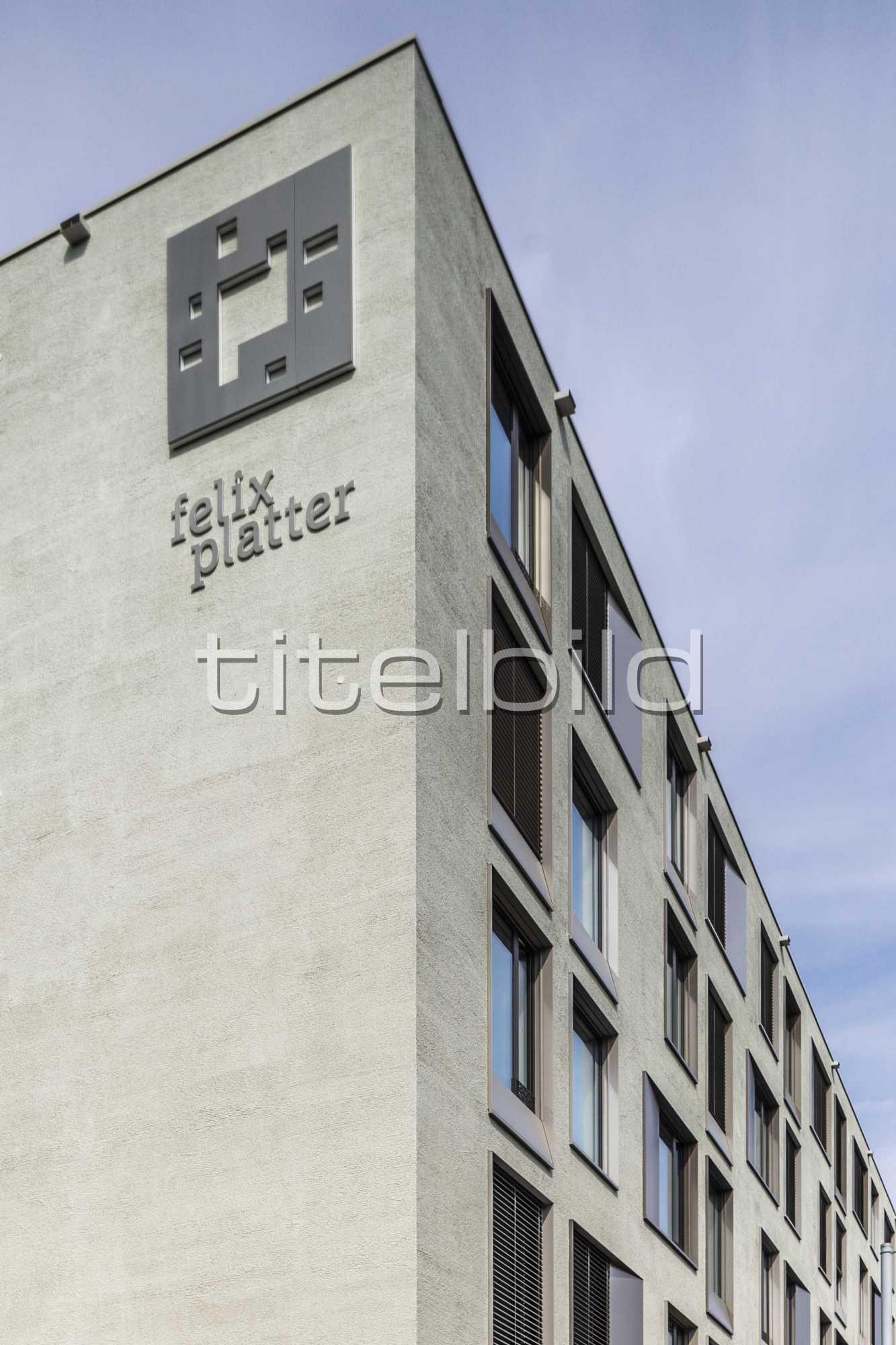 Projektbild-Nr. 4: HandinHand Felix Platter Spital Basel