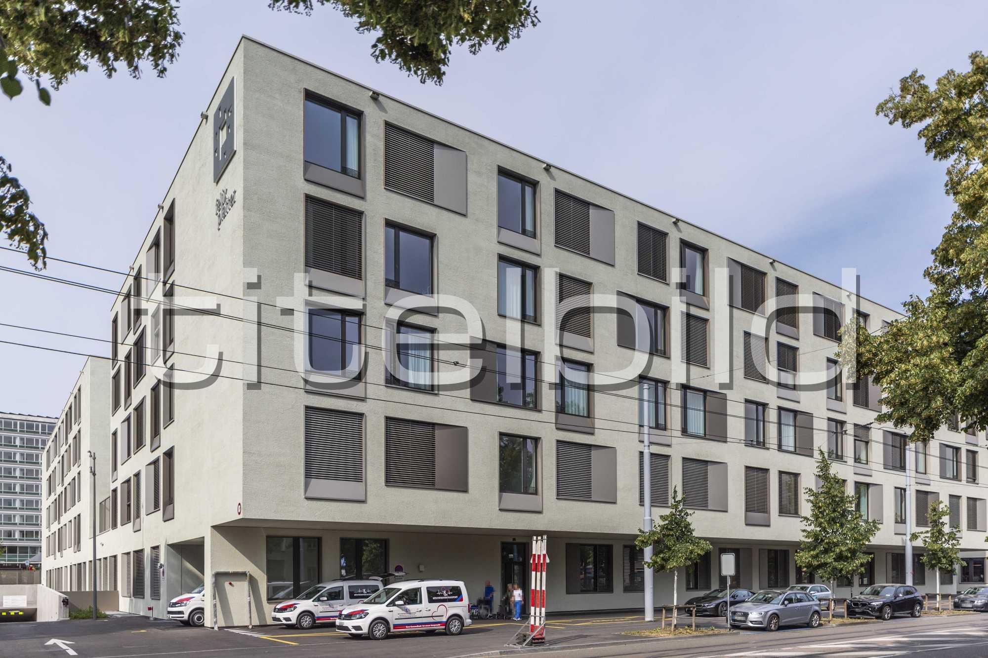 Projektbild-Nr. 5: HandinHand Felix Platter Spital Basel