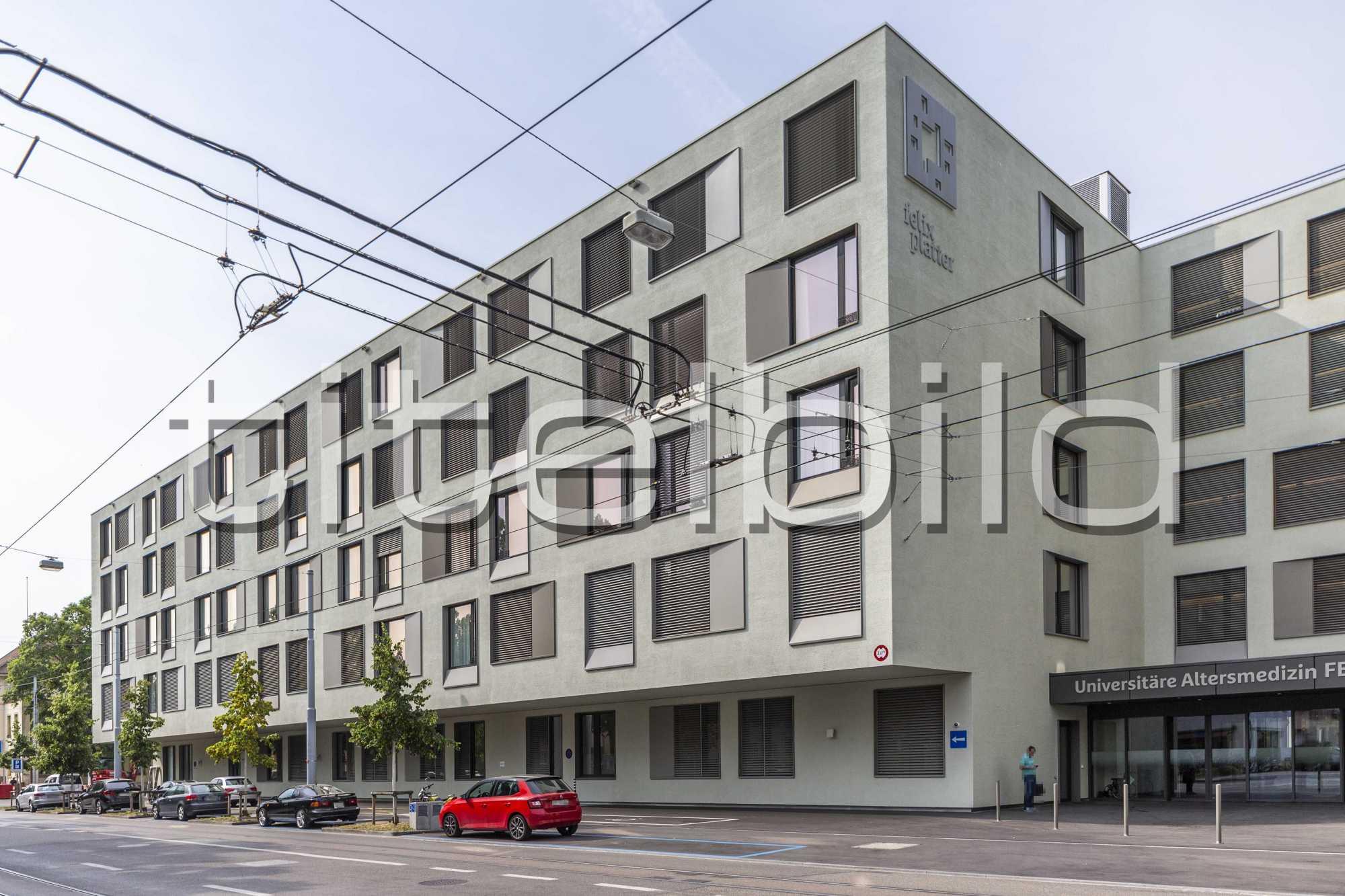 Projektbild-Nr. 6: HandinHand Felix Platter Spital Basel