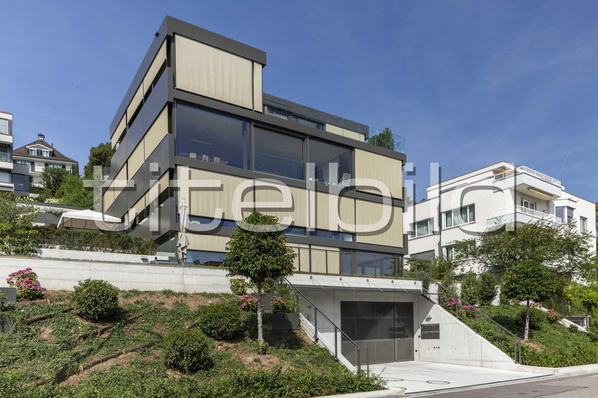 Projektbild-Nr. 0: Mehrfamilienhaus Weinbergstrasse
