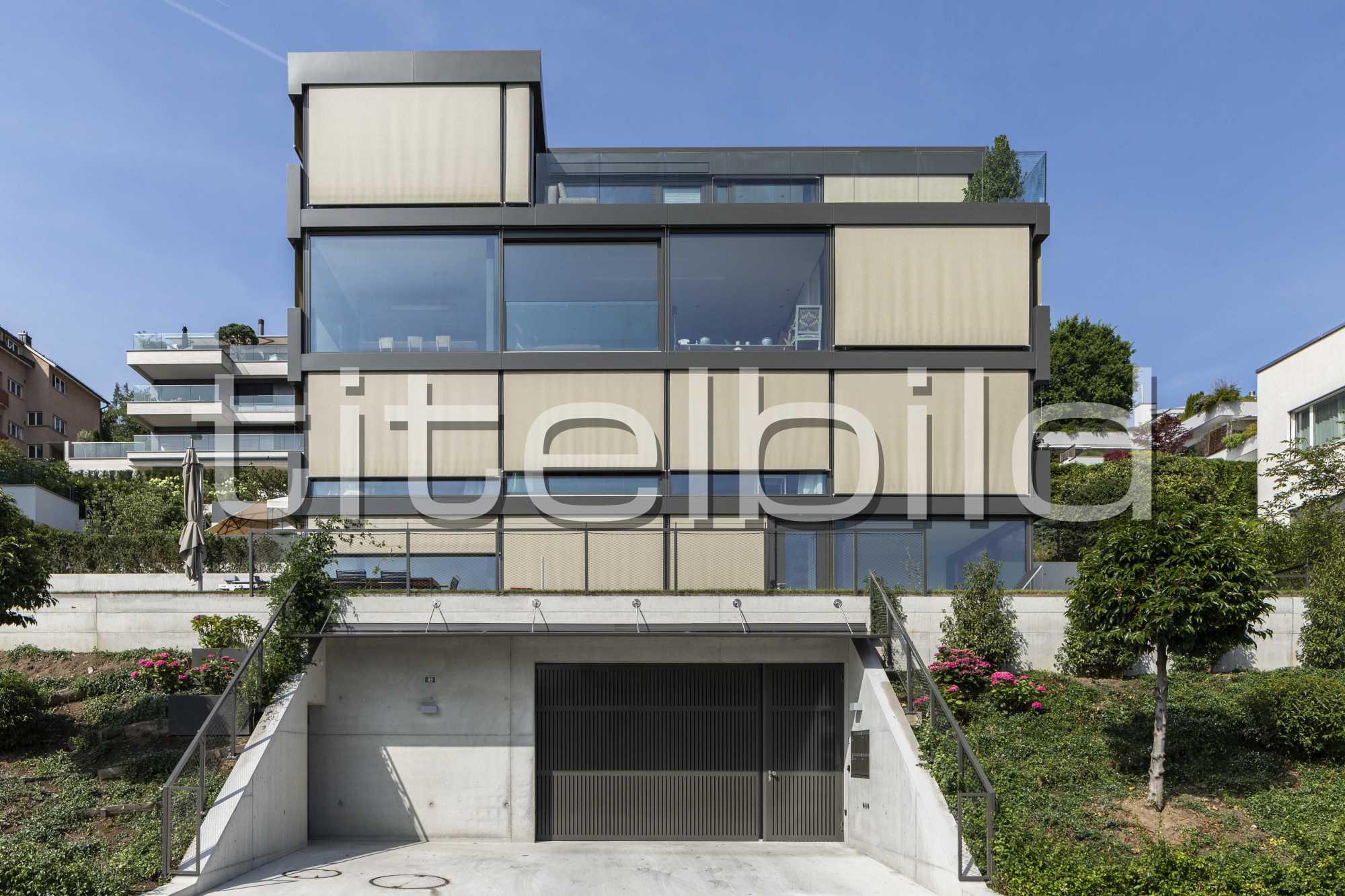 Projektbild-Nr. 1: Mehrfamilienhaus Weinbergstrasse