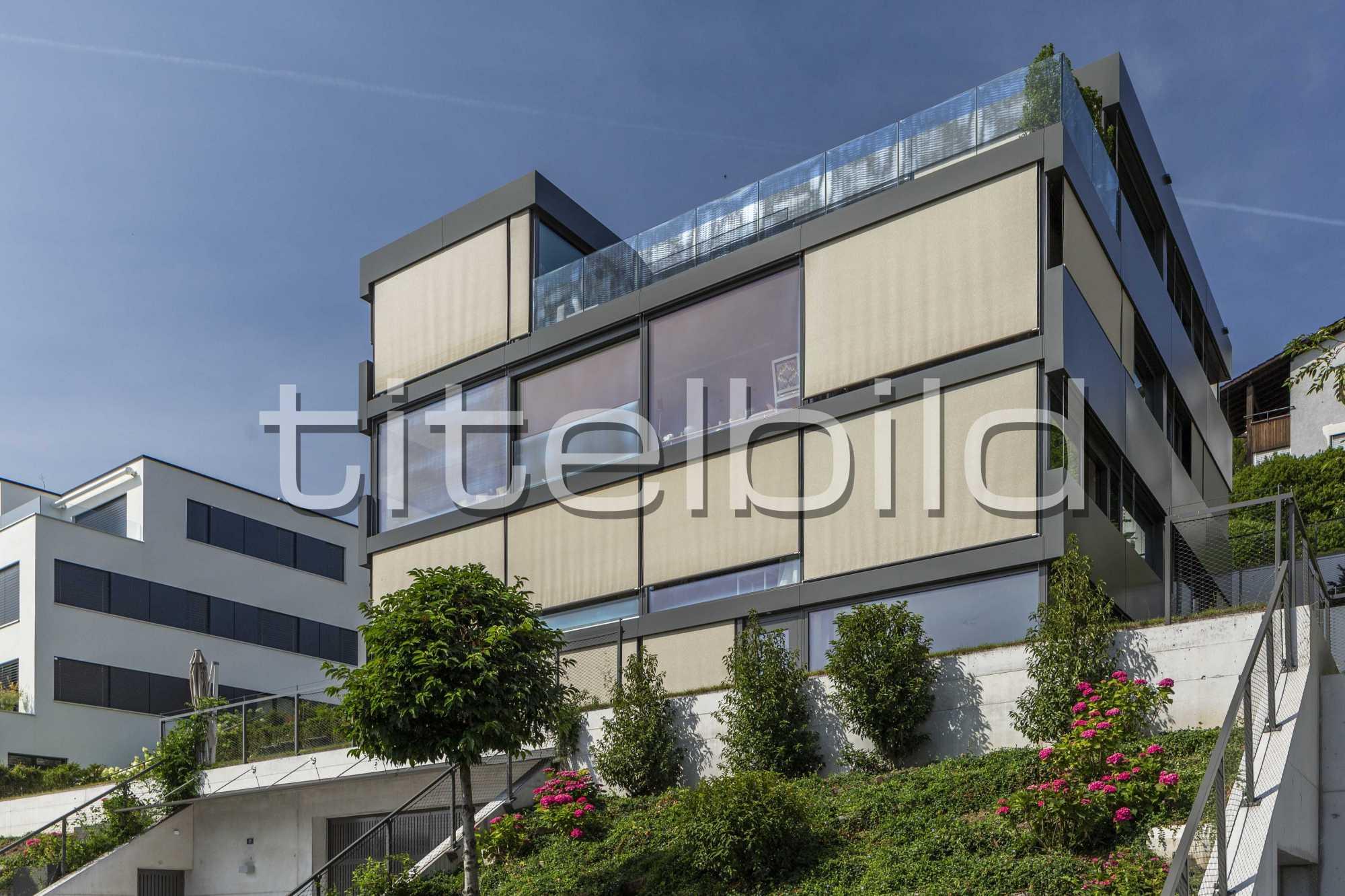 Projektbild-Nr. 2: Mehrfamilienhaus Weinbergstrasse